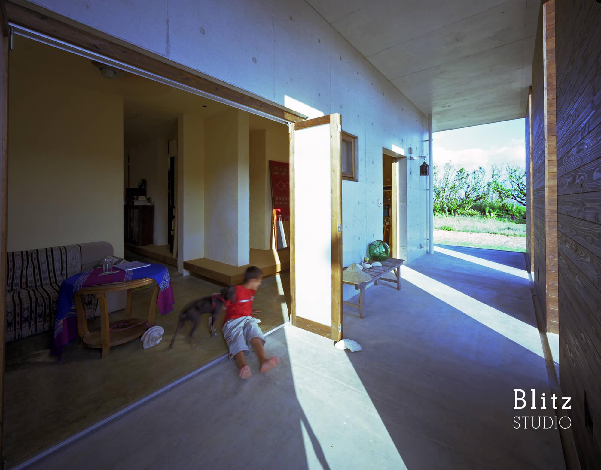 『白保の家』建築写真・竣工写真・インテリア写真6