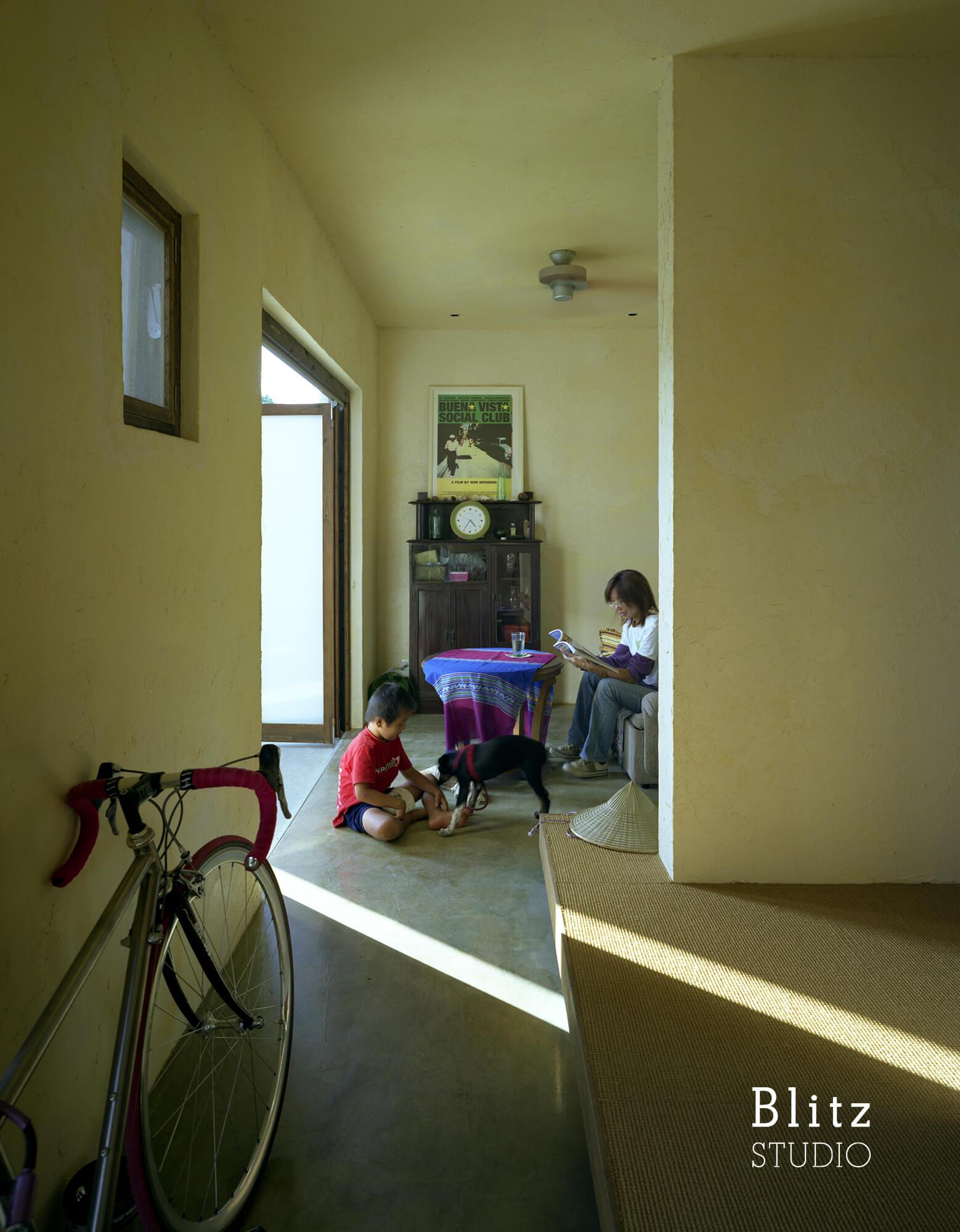 『白保の家』建築写真・竣工写真・インテリア写真7