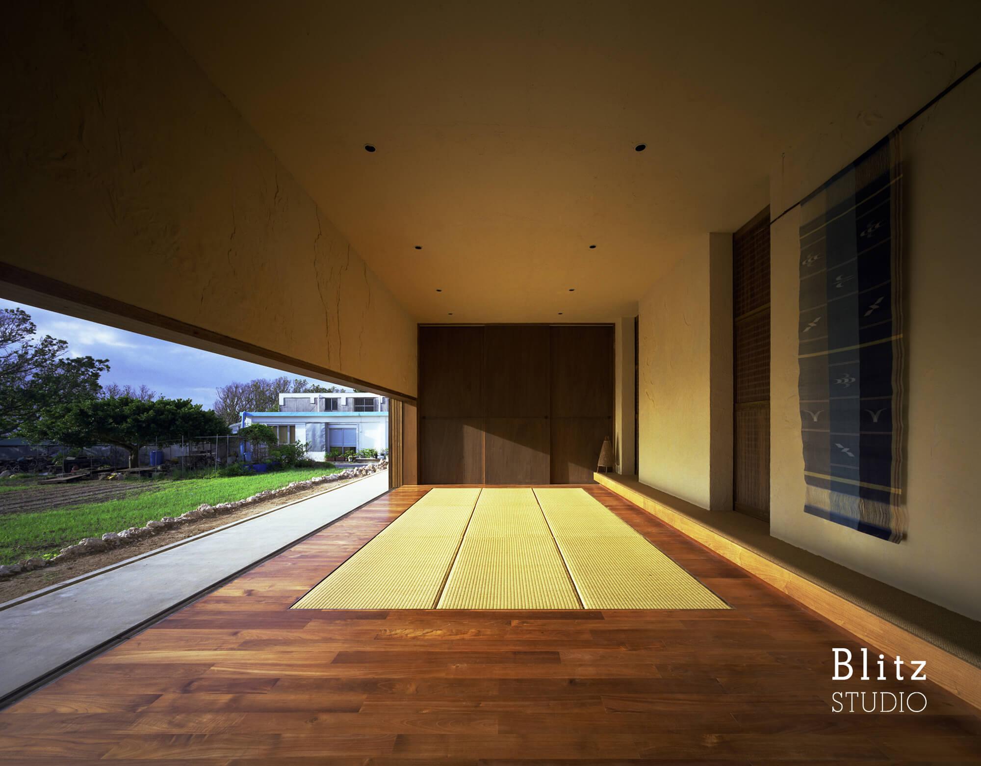 『白保の家』建築写真・竣工写真・インテリア写真10