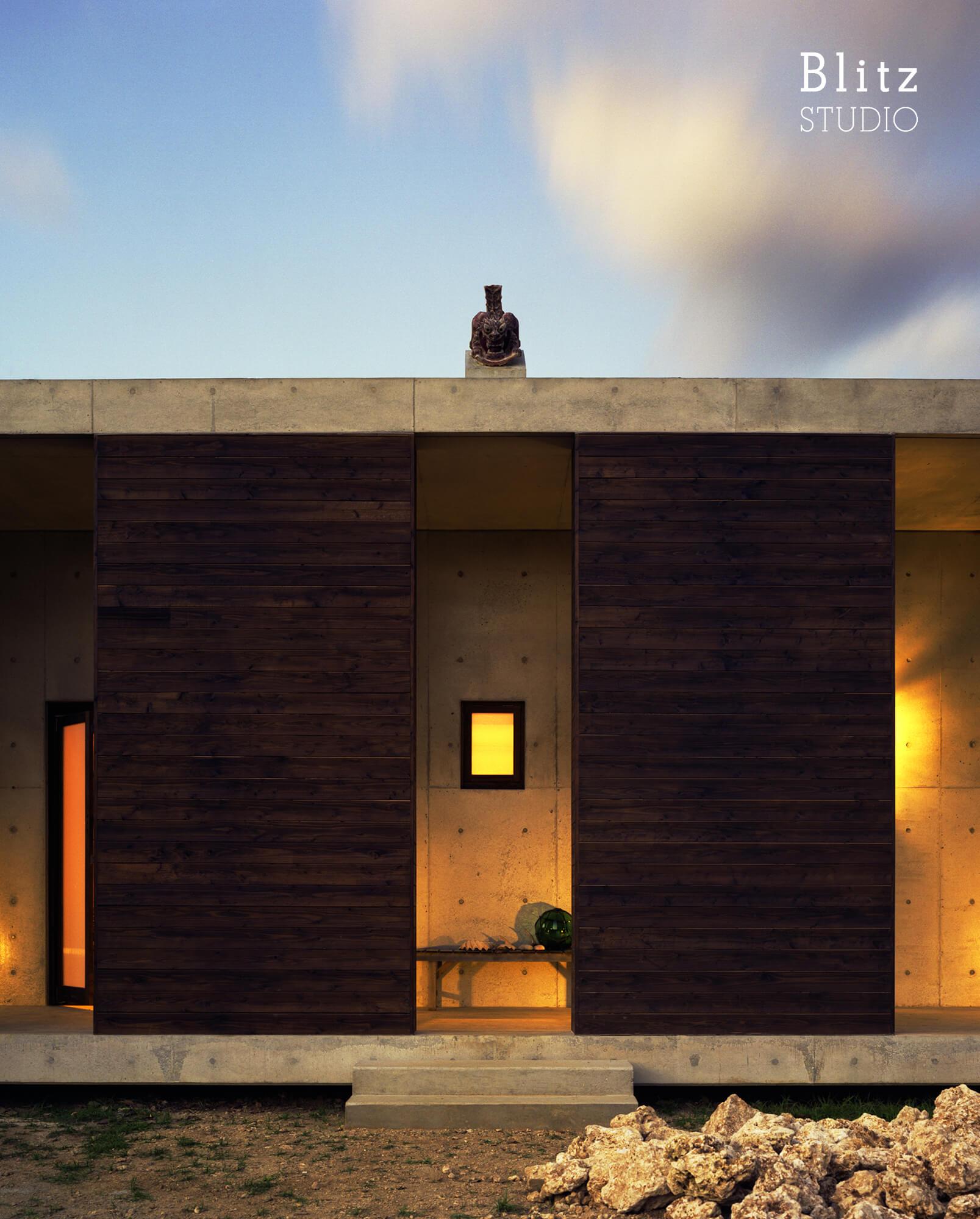 『白保の家』建築写真・竣工写真・インテリア写真11