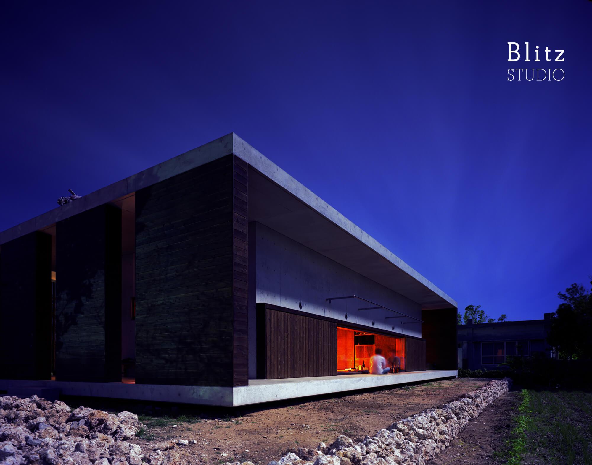 『白保の家』建築写真・竣工写真・インテリア写真12
