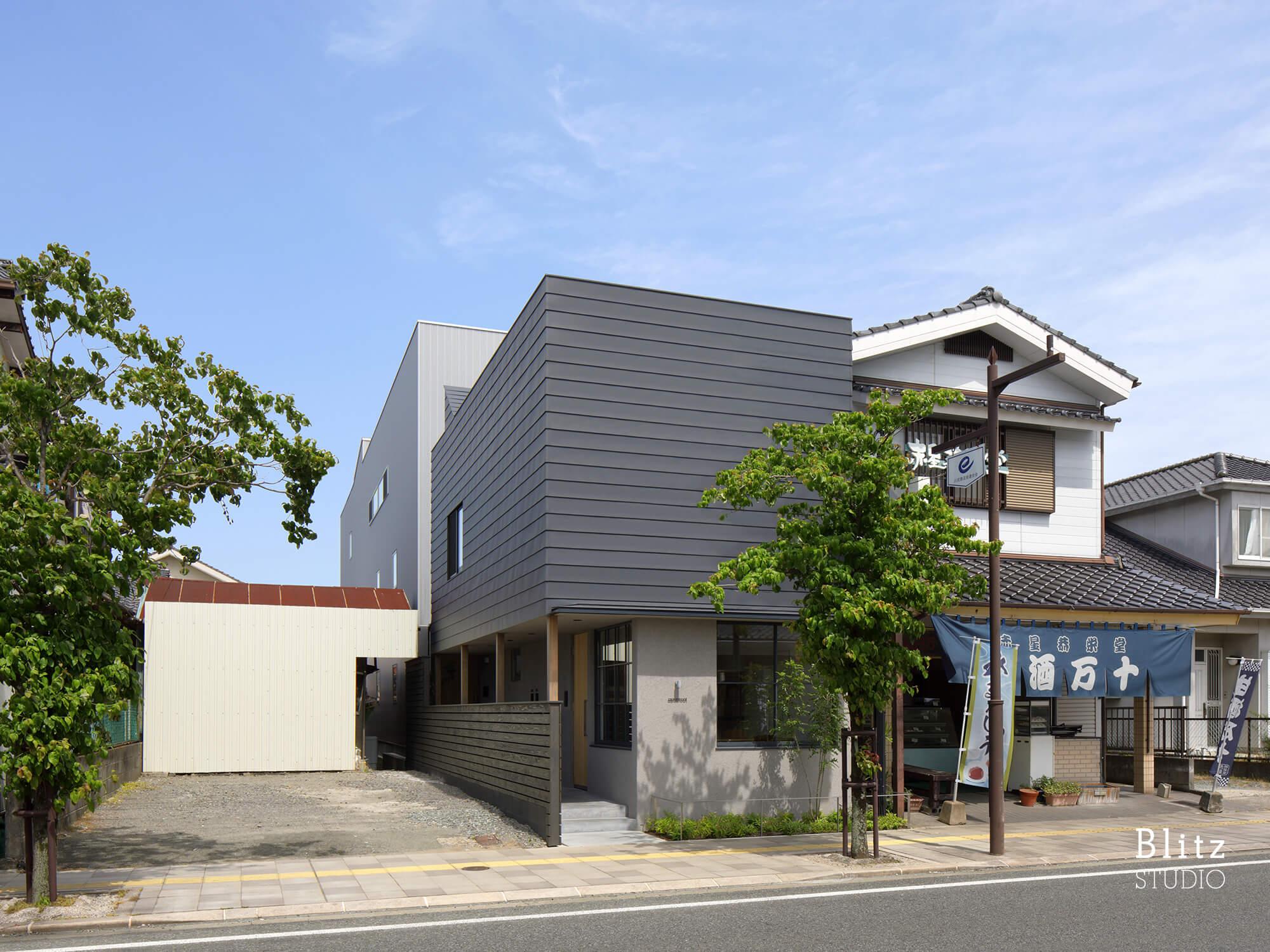 『川尻の町家』-熊本県熊本市-建築写真・竣工写真・インテリア写真1