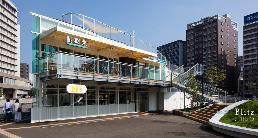 『星期菜 NOODLE & CHINOIS』-福岡県福岡市-建築写真・竣工写真・インテリア写真