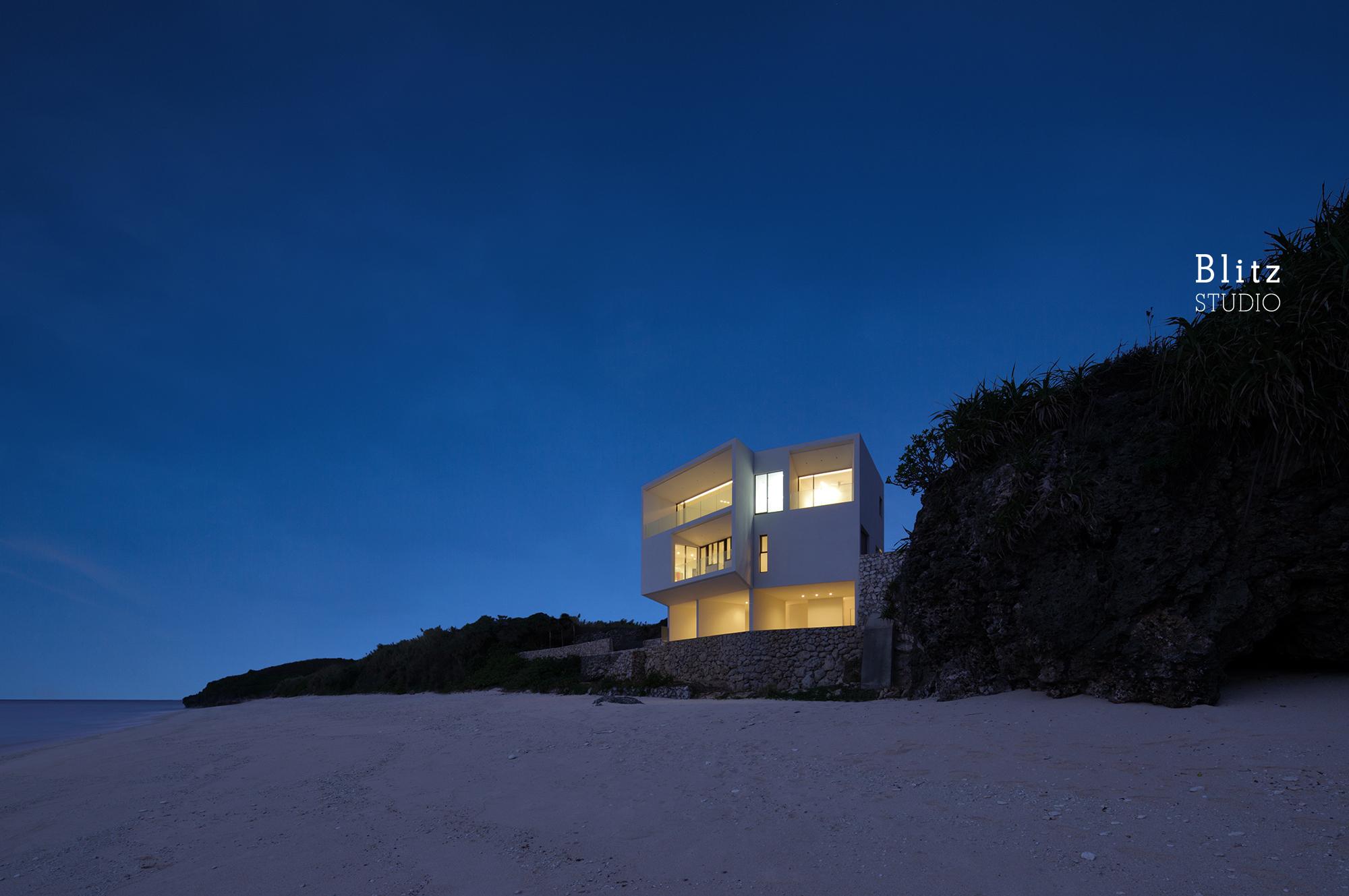 『与論島の家』建築写真・竣工写真・インテリア写真13