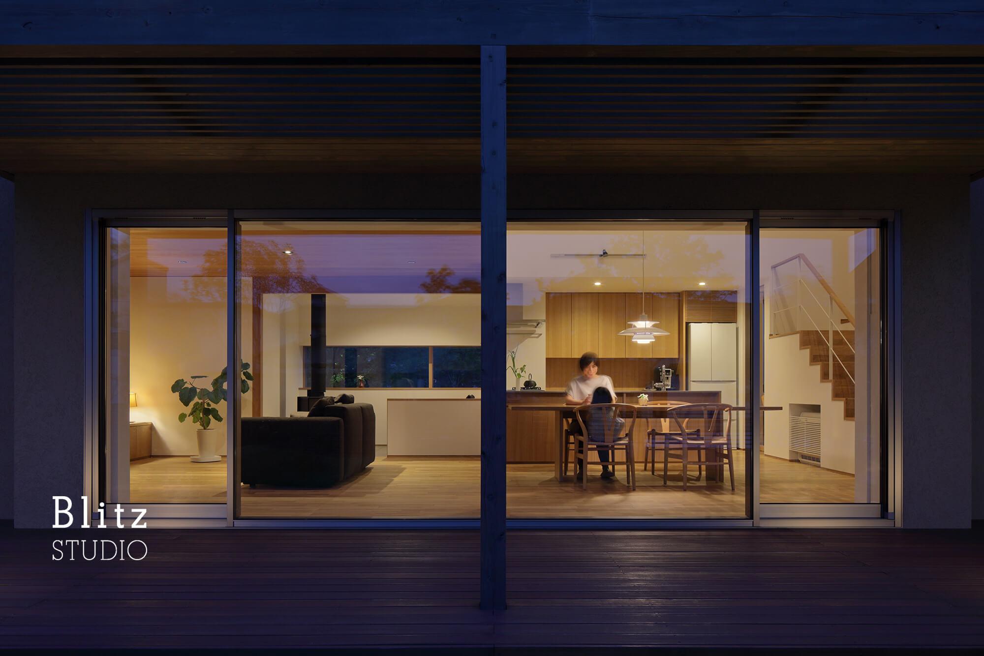 『大和町の家』建築写真・竣工写真・インテリア写真14