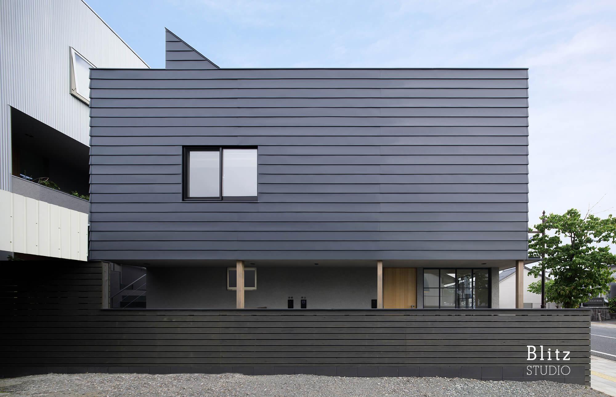 『川尻の町家』-熊本県熊本市-建築写真・竣工写真・インテリア写真2