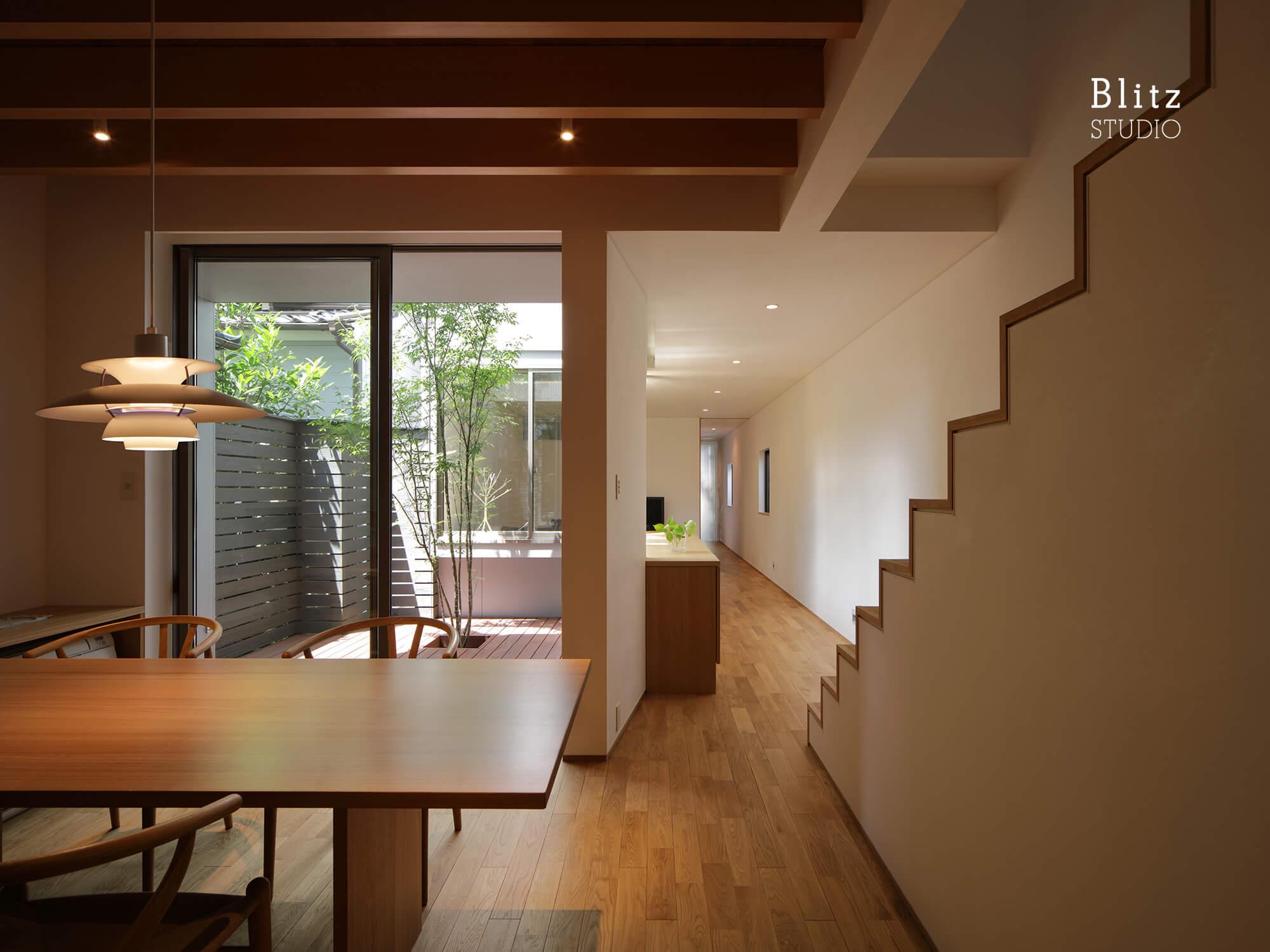 『川尻の町家』建築写真・竣工写真・インテリア写真20