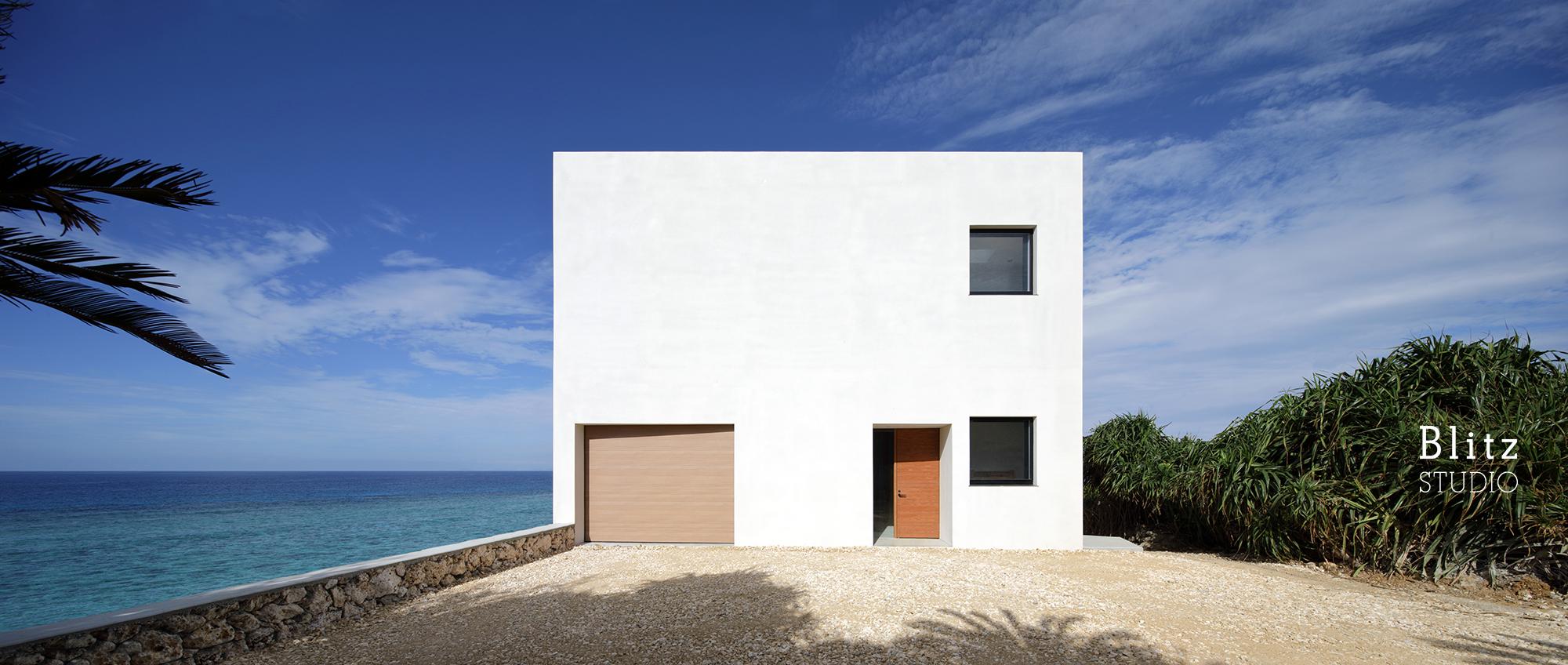 『与論島の家』-鹿児島県与論町-建築写真・竣工写真・インテリア写真4