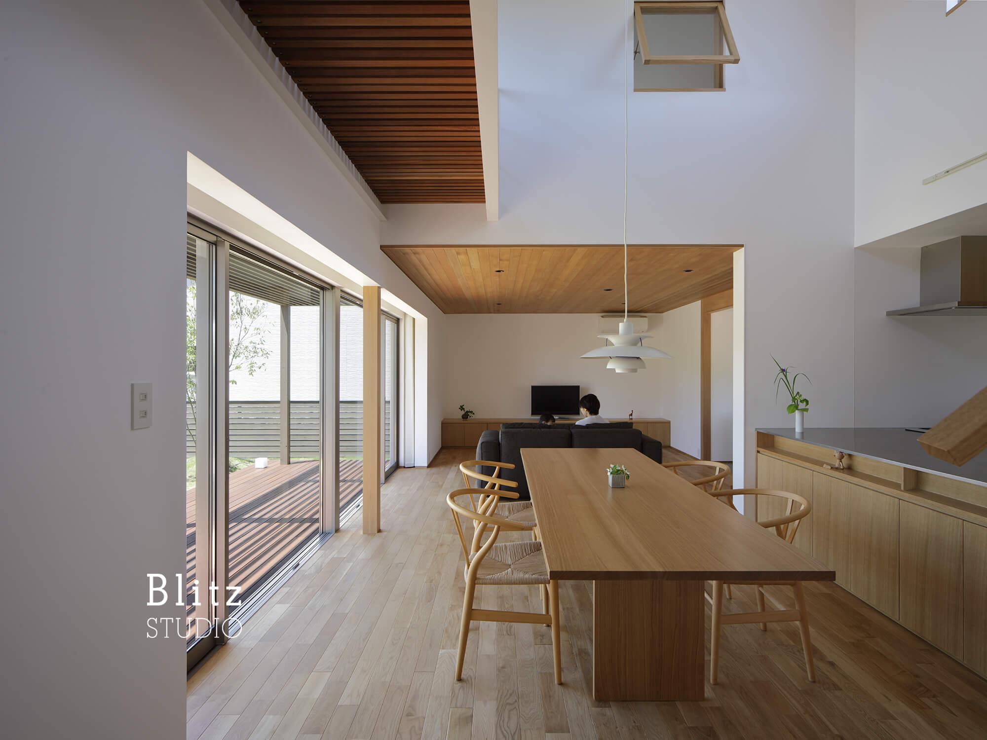 『大和町の家』-佐賀県佐賀市-建築写真・竣工写真・インテリア写真5