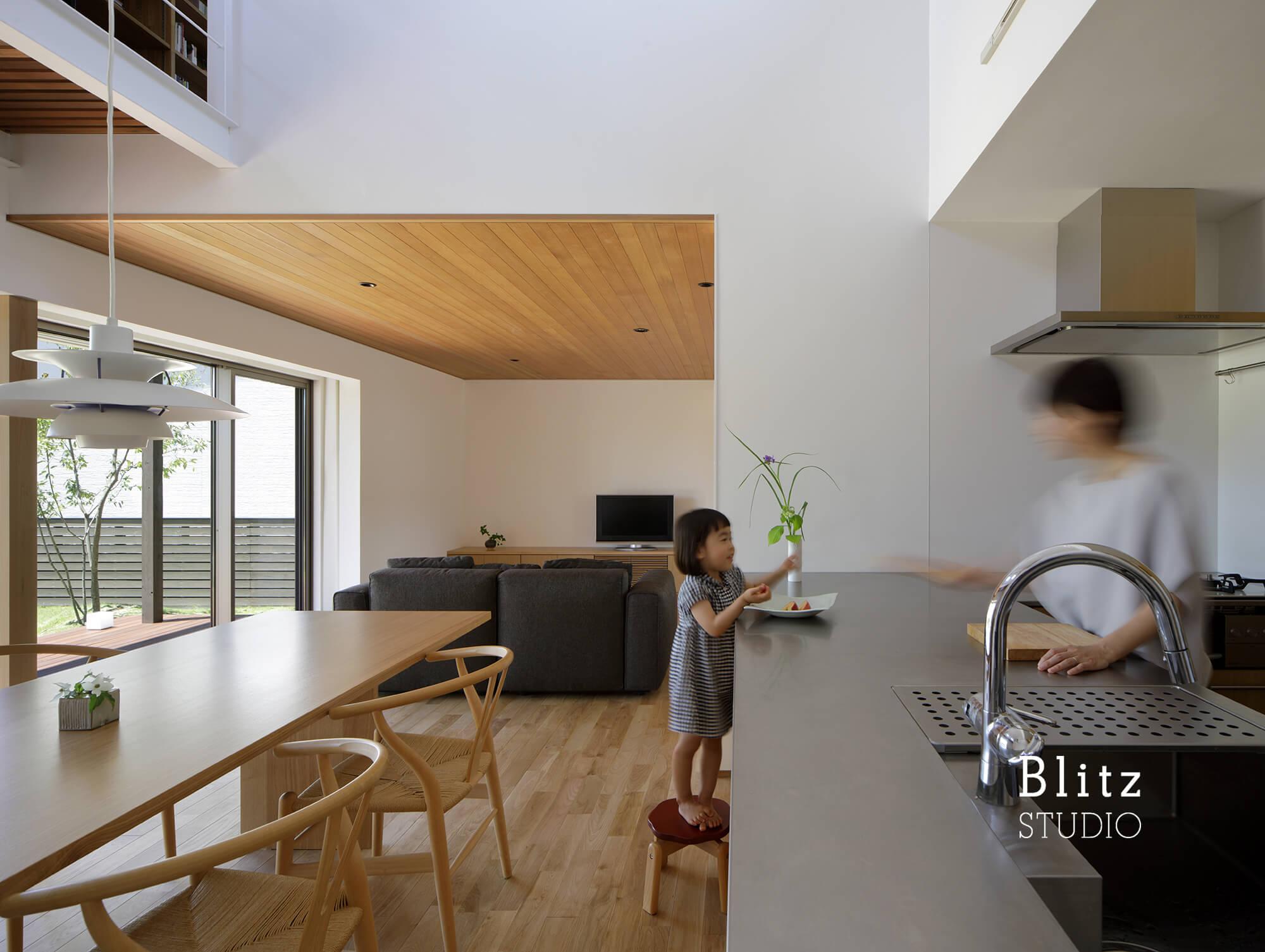 『大和町の家』建築写真・竣工写真・インテリア写真6