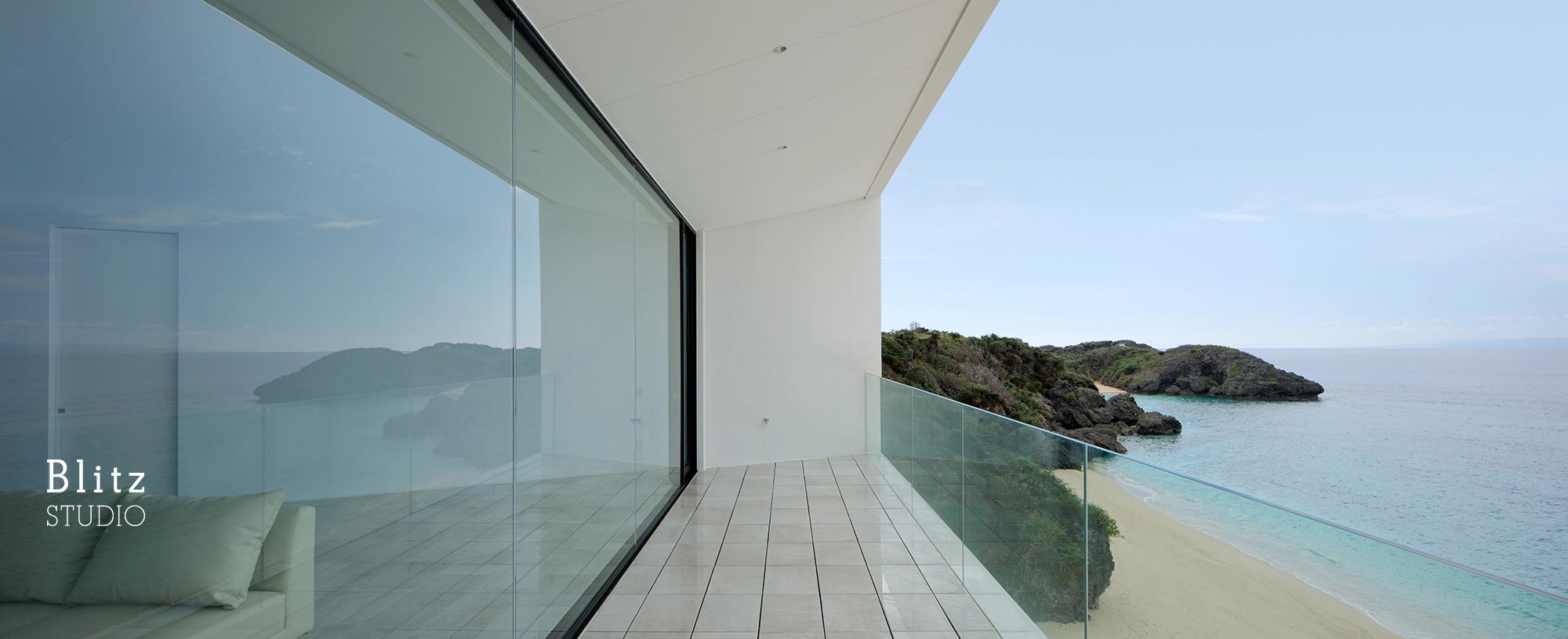 『与論島の家』建築写真・竣工写真・インテリア写真9