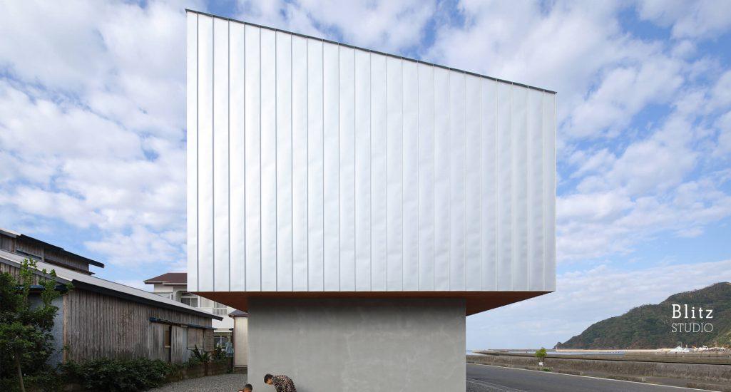 『名瀬鳩浜の家』-鹿児島県奄美大島-建築写真・竣工写真・インテリア写真