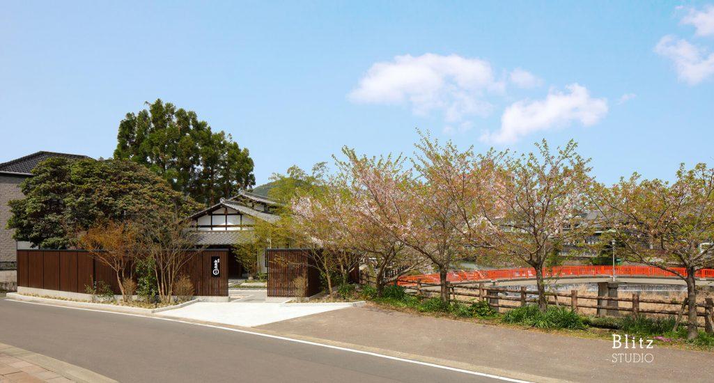 『嬉野鉄板焼えん』-佐賀県嬉野市-建築写真・竣工写真・インテリア写真