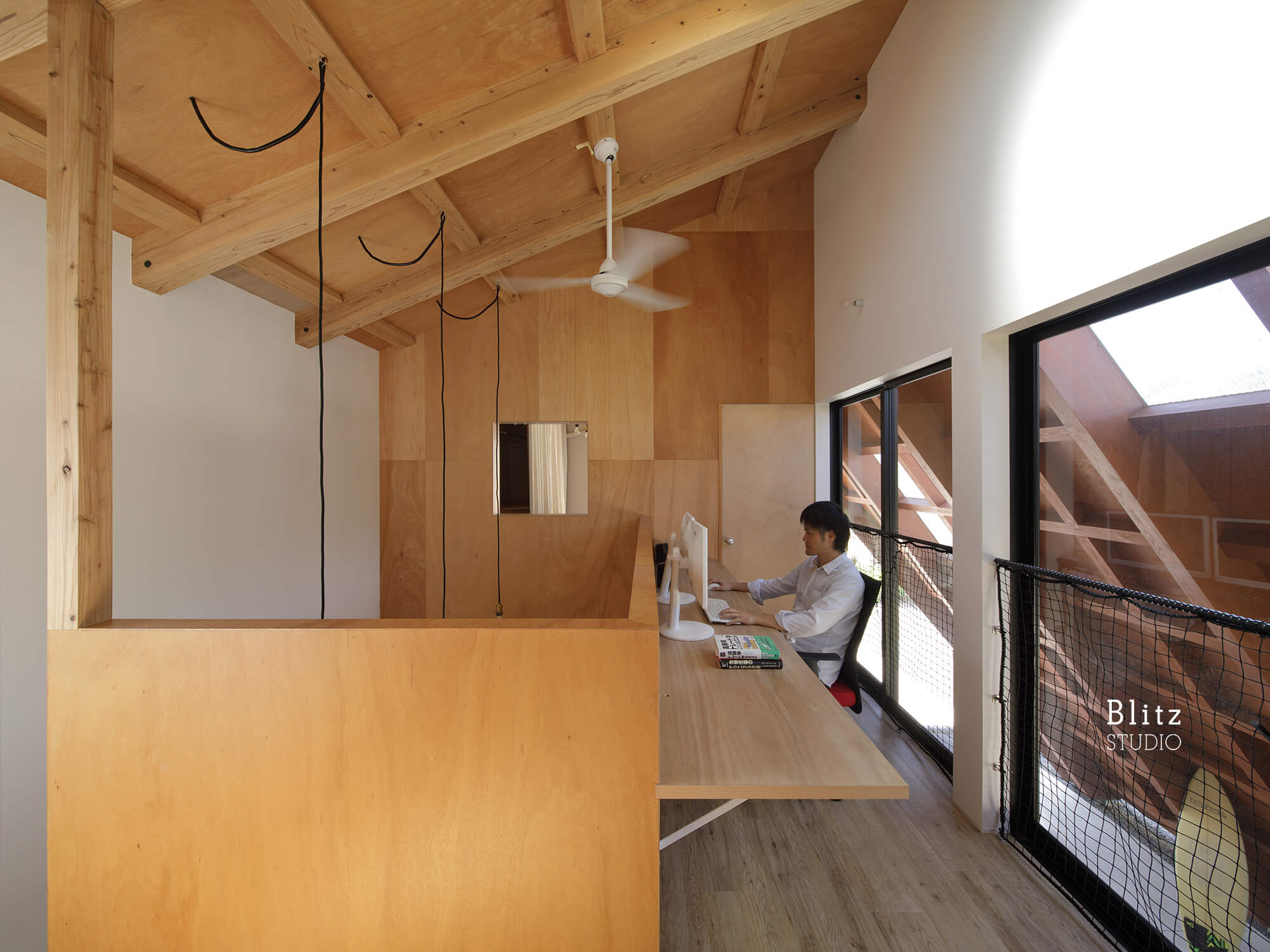 『大屋根の家』建築写真・竣工写真・インテリア写真9