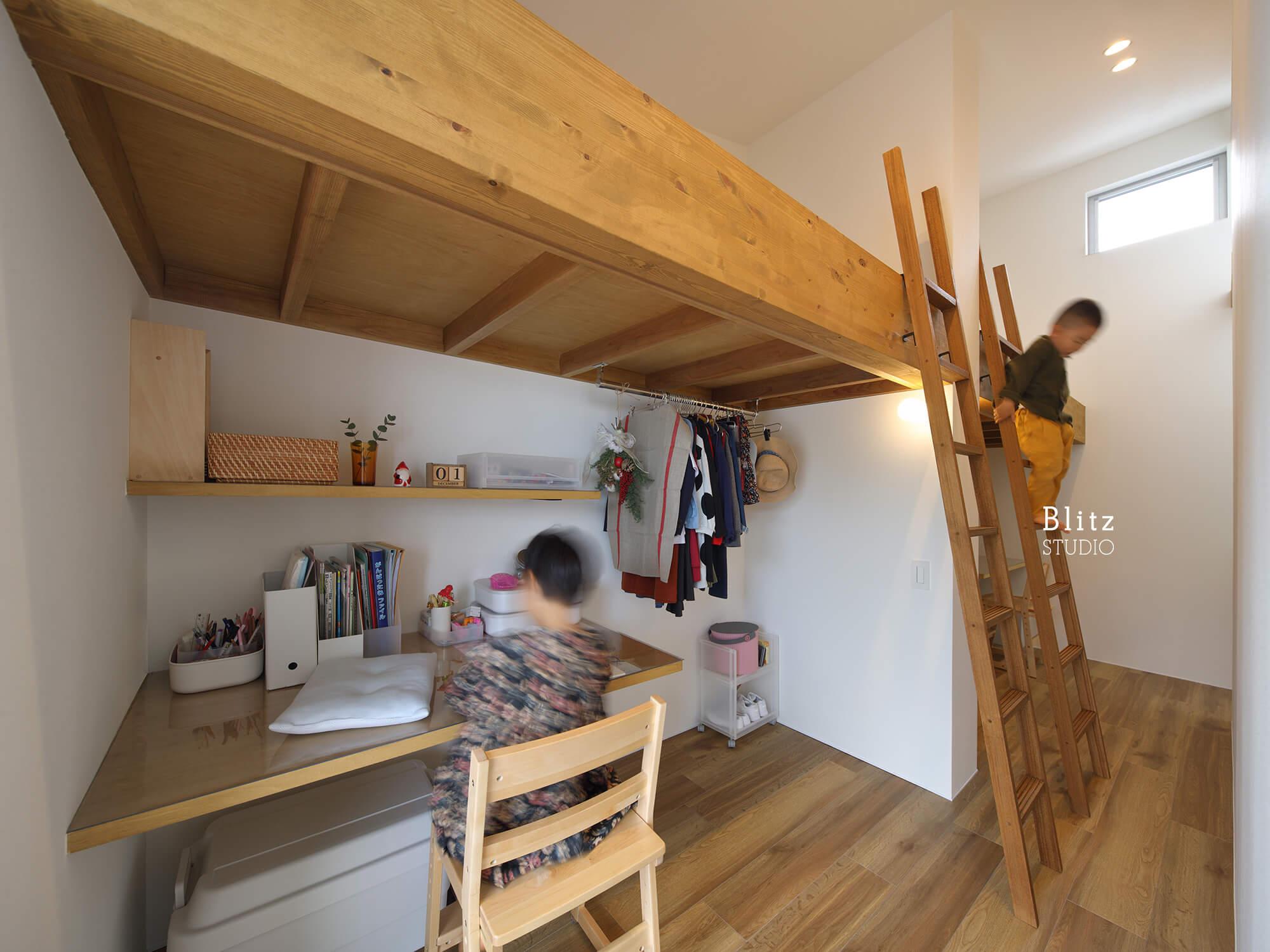 『名瀬鳩浜の家』建築写真・竣工写真・インテリア写真11