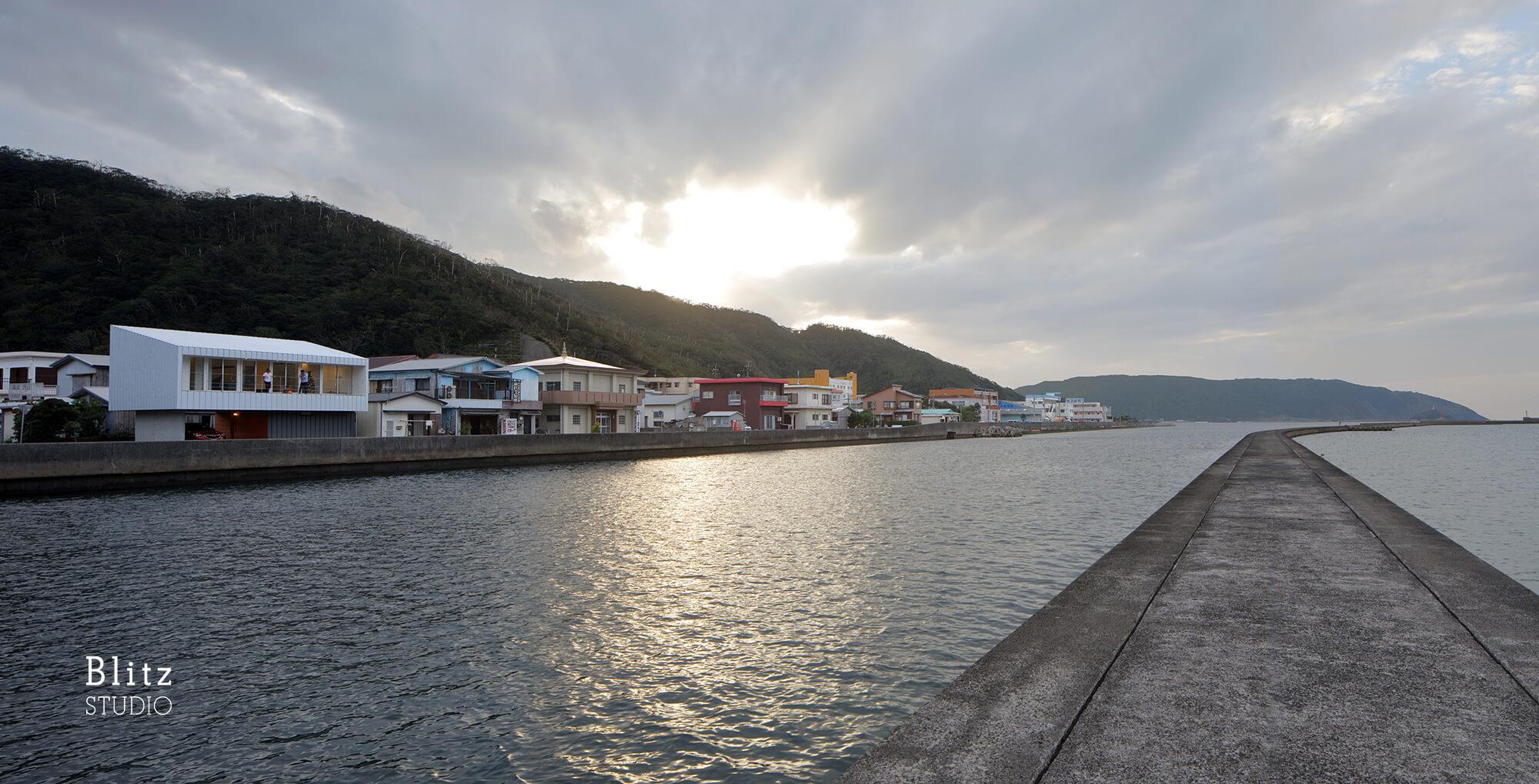 『名瀬鳩浜の家』建築写真・竣工写真・インテリア写真12