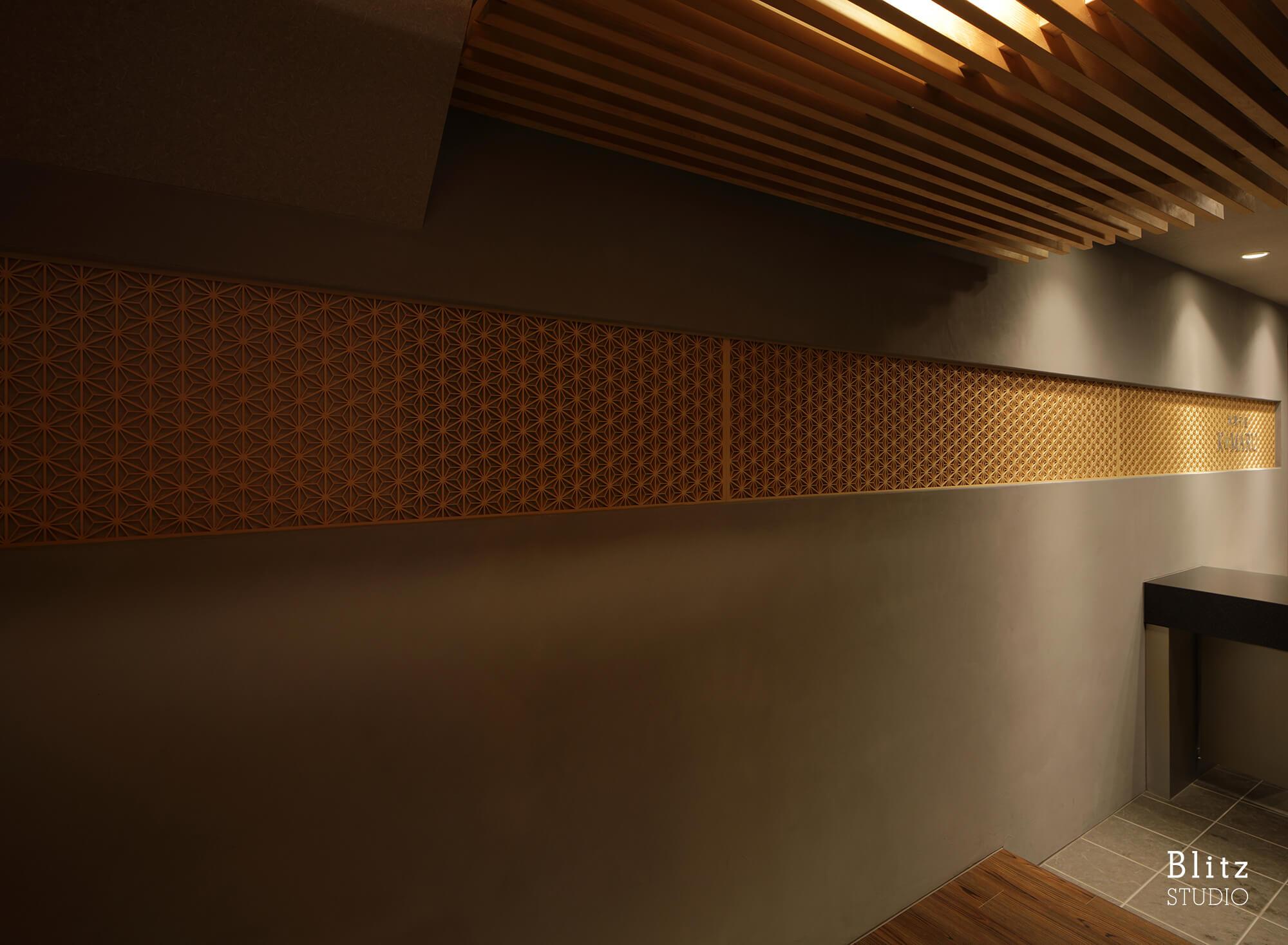 『氷菓子店 KOMARU』-北九州市八幡-建築写真・竣工写真・インテリア写真2