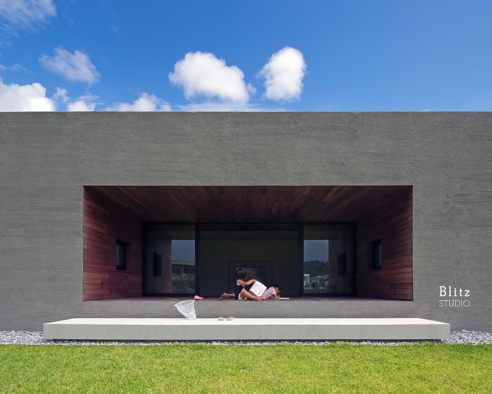 『南城の平屋』-沖縄県南城市-建築写真・竣工写真・インテリア写真3