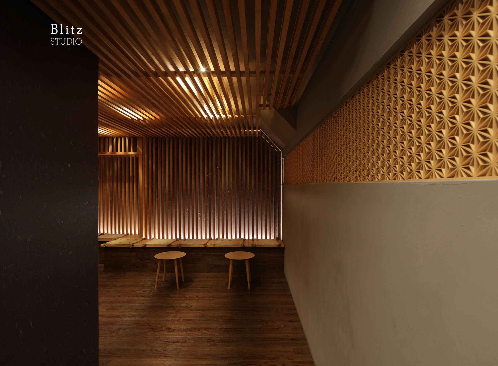 『氷菓子店 KOMARU』-北九州市八幡-建築写真・竣工写真・インテリア写真3