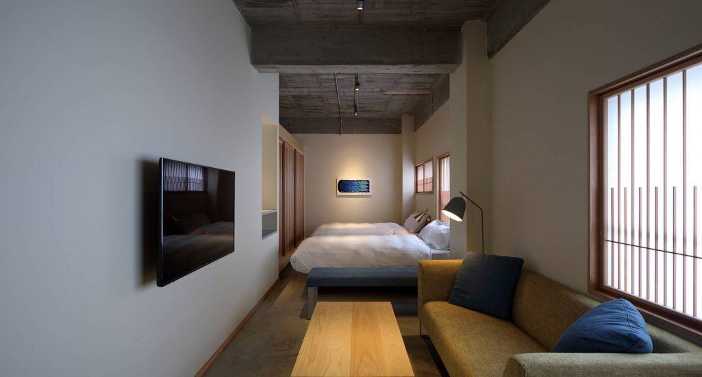 『宿屋ひととき』-福岡県福岡市-建築写真・竣工写真・インテリア写真