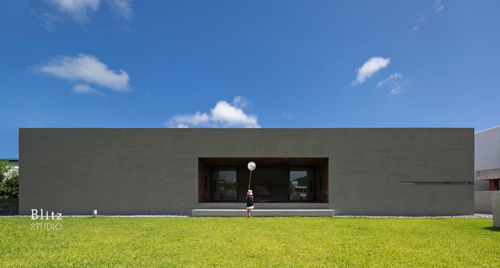 『南城の平屋』-沖縄県南城市-建築写真・竣工写真・インテリア写真