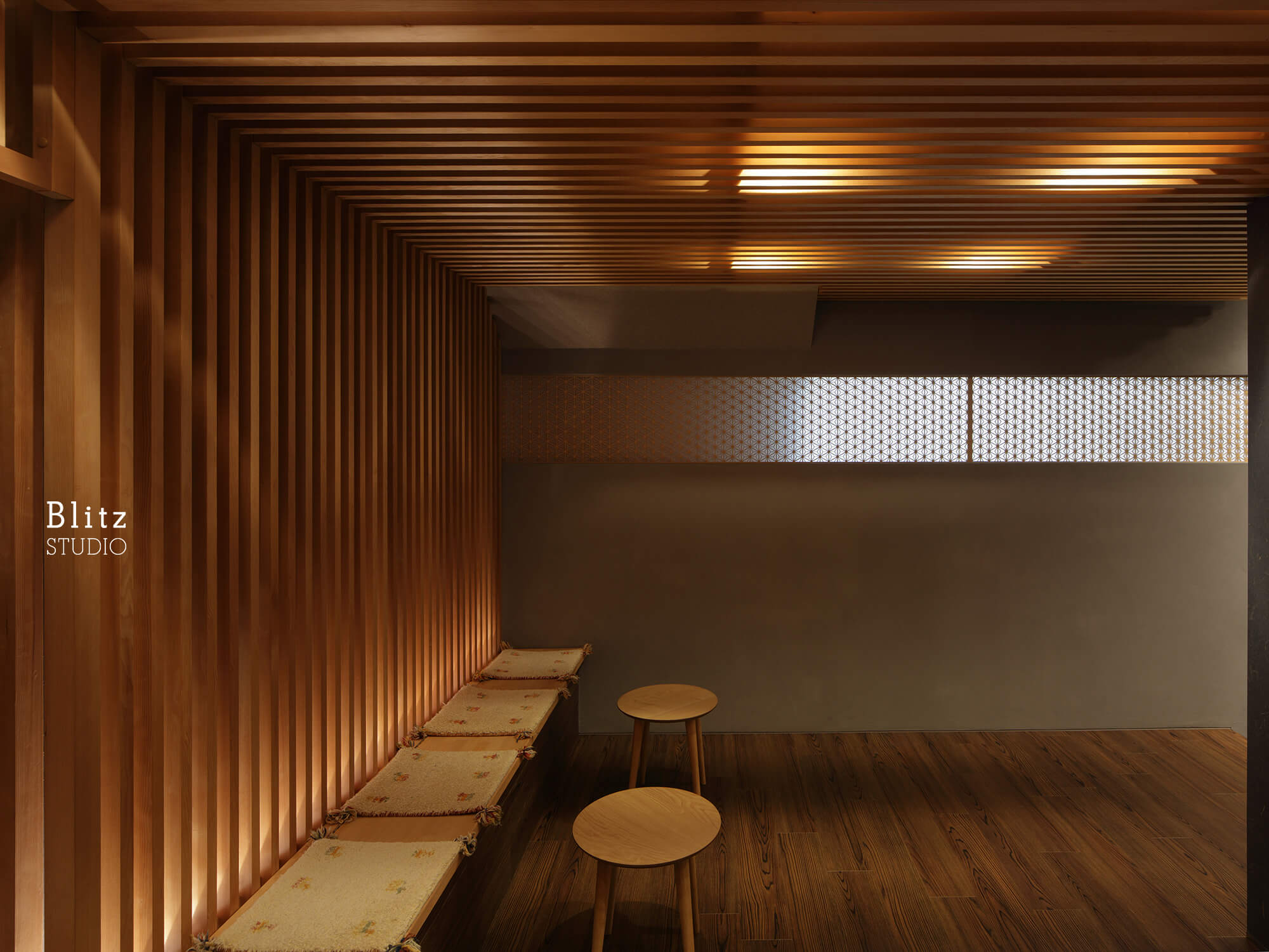 『氷菓子店 KOMARU』-北九州市八幡-建築写真・竣工写真・インテリア写真4