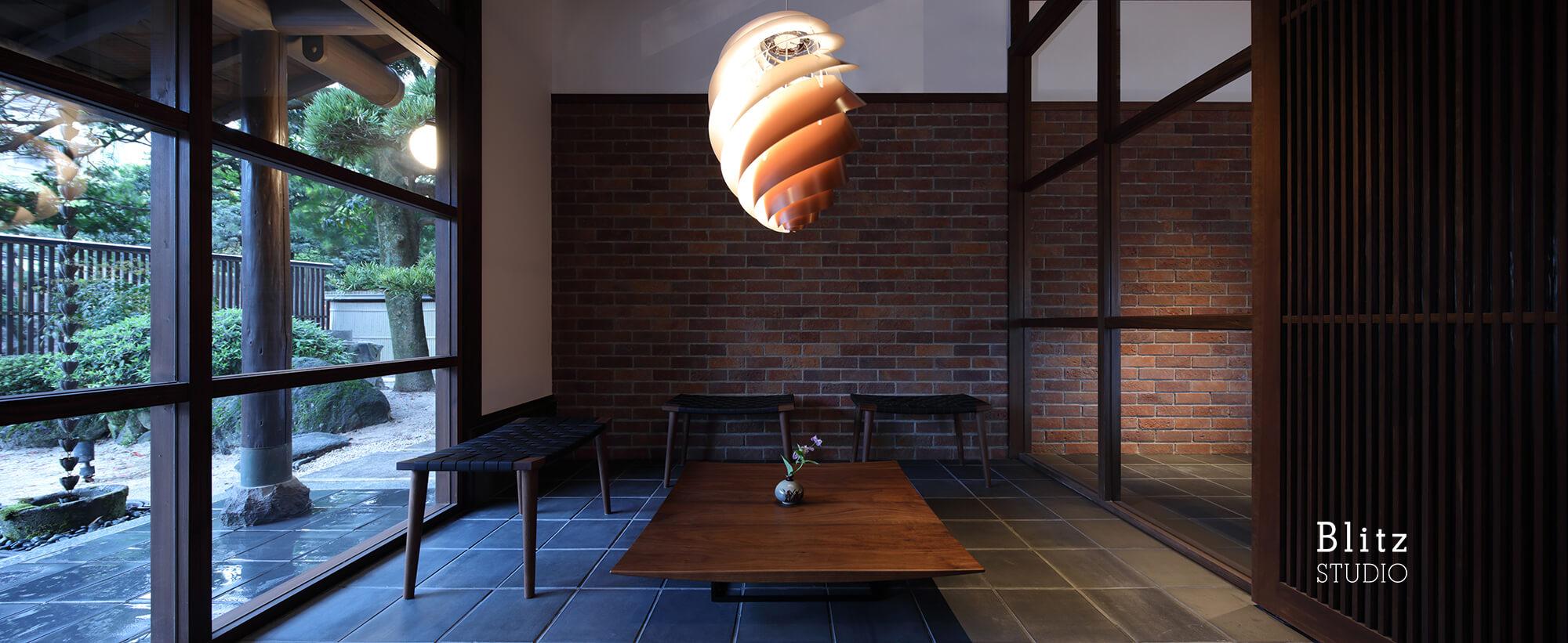 『嬉野鉄板焼えん』-佐賀県嬉野市-建築写真・竣工写真・インテリア写真4