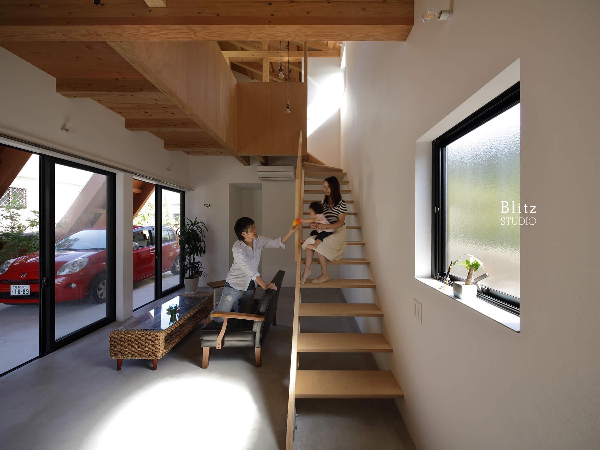 『大屋根の家』建築写真・竣工写真・インテリア写真7