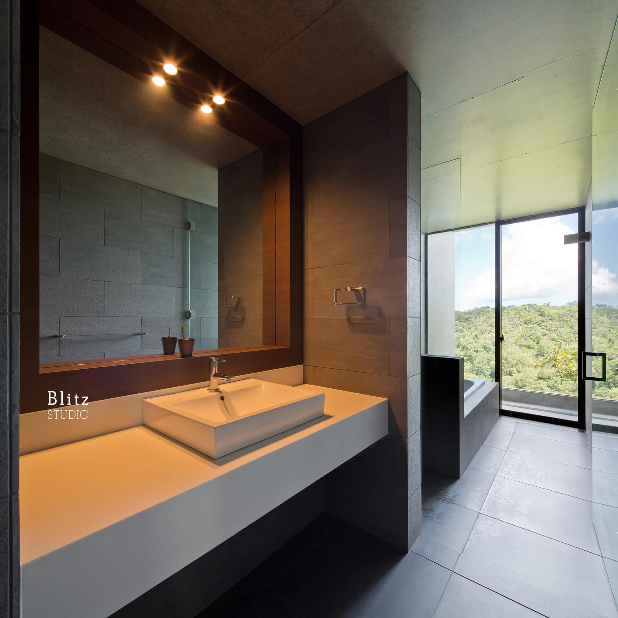 『読谷の住宅』建築写真・竣工写真・インテリア写真10