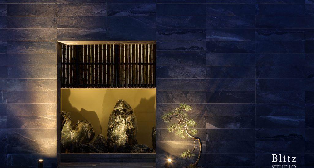 『御料理 まつ山 ミシュランガイド★』-北九州市八幡西区-建築写真・竣工写真・インテリア写真