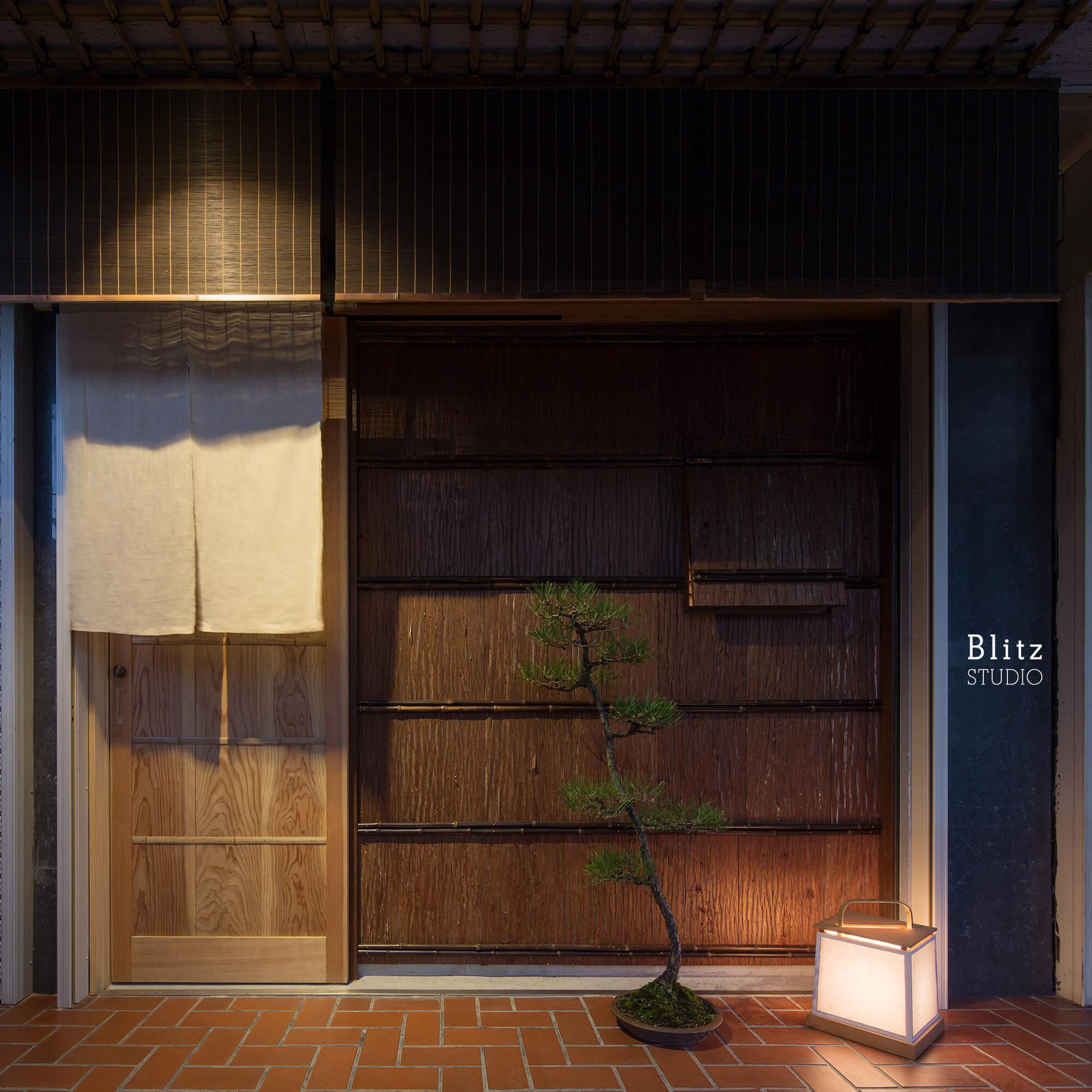『趣味撰』-福岡県福岡市-建築写真・竣工写真・インテリア写真1
