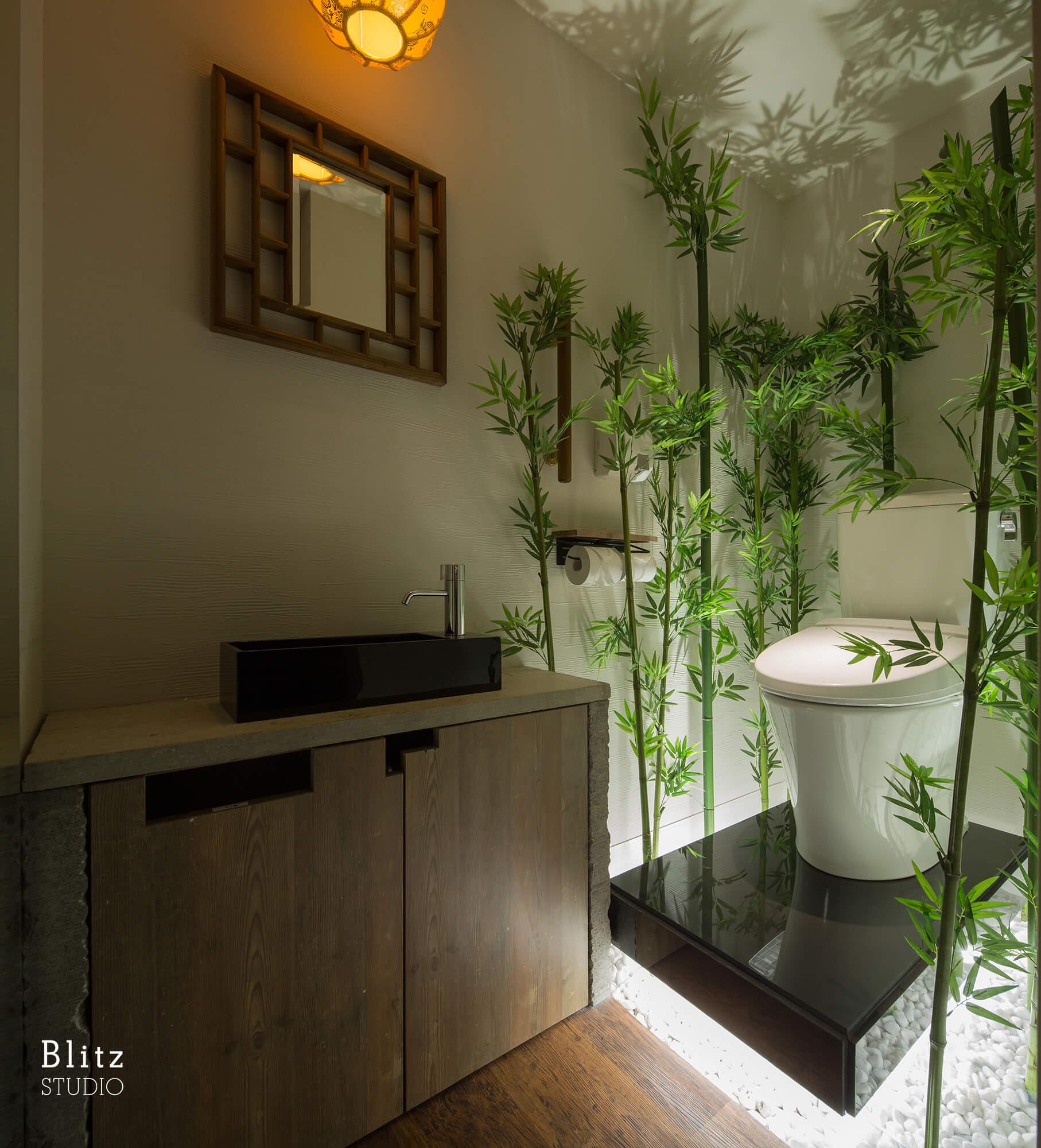 『楊家菜房 翠獅庭』建築写真・竣工写真・インテリア写真11