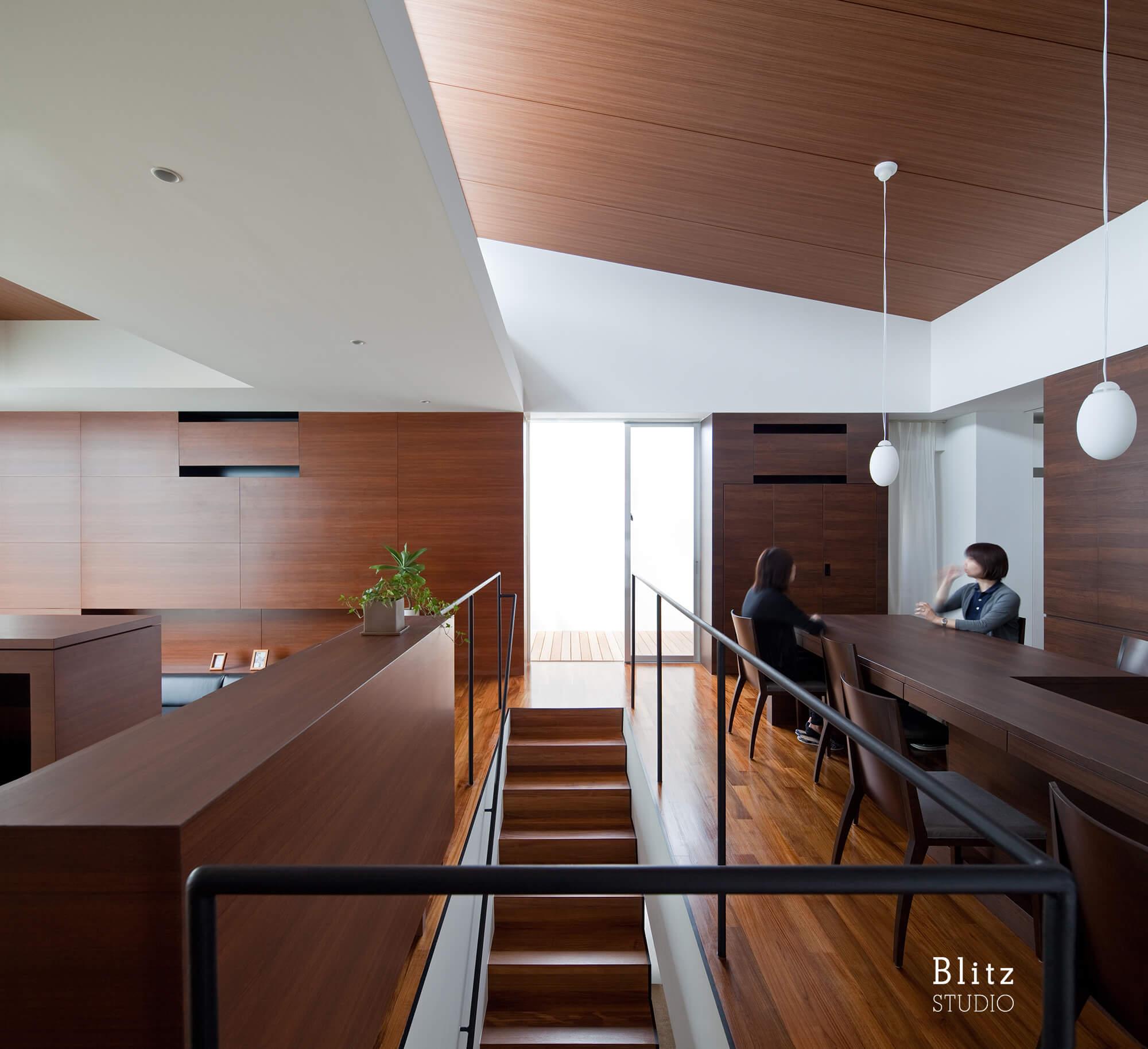 『新都心の住宅』建築写真・竣工写真・インテリア写真12