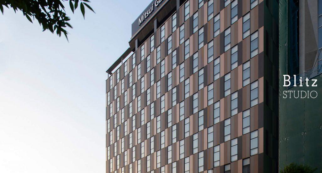 『三井ガーデンホテル福岡祇園』-福岡県福岡市-建築写真・竣工写真・インテリア写真