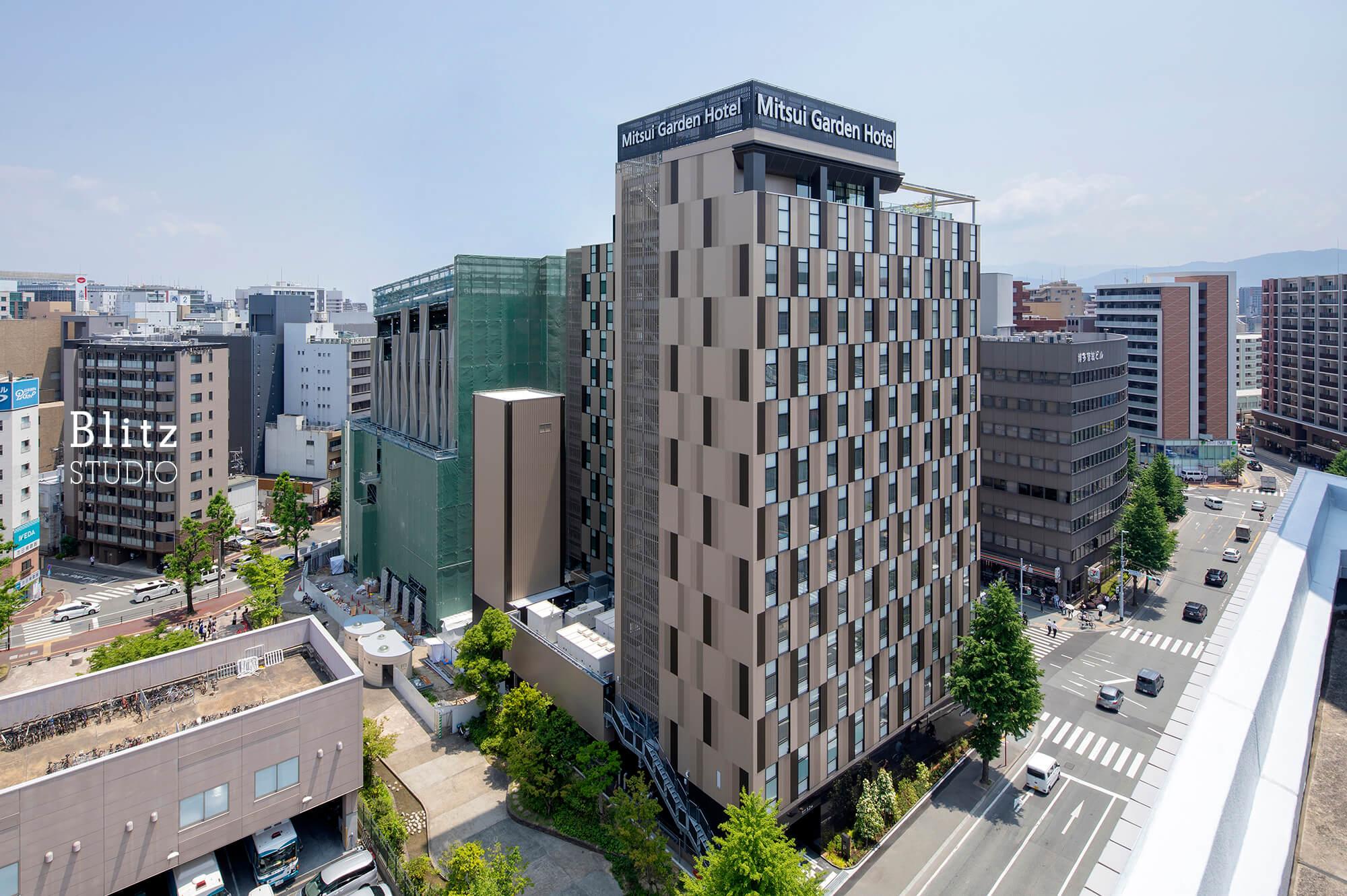 『三井ガーデンホテル福岡祇園』-福岡県福岡市-建築写真・竣工写真・インテリア写真3