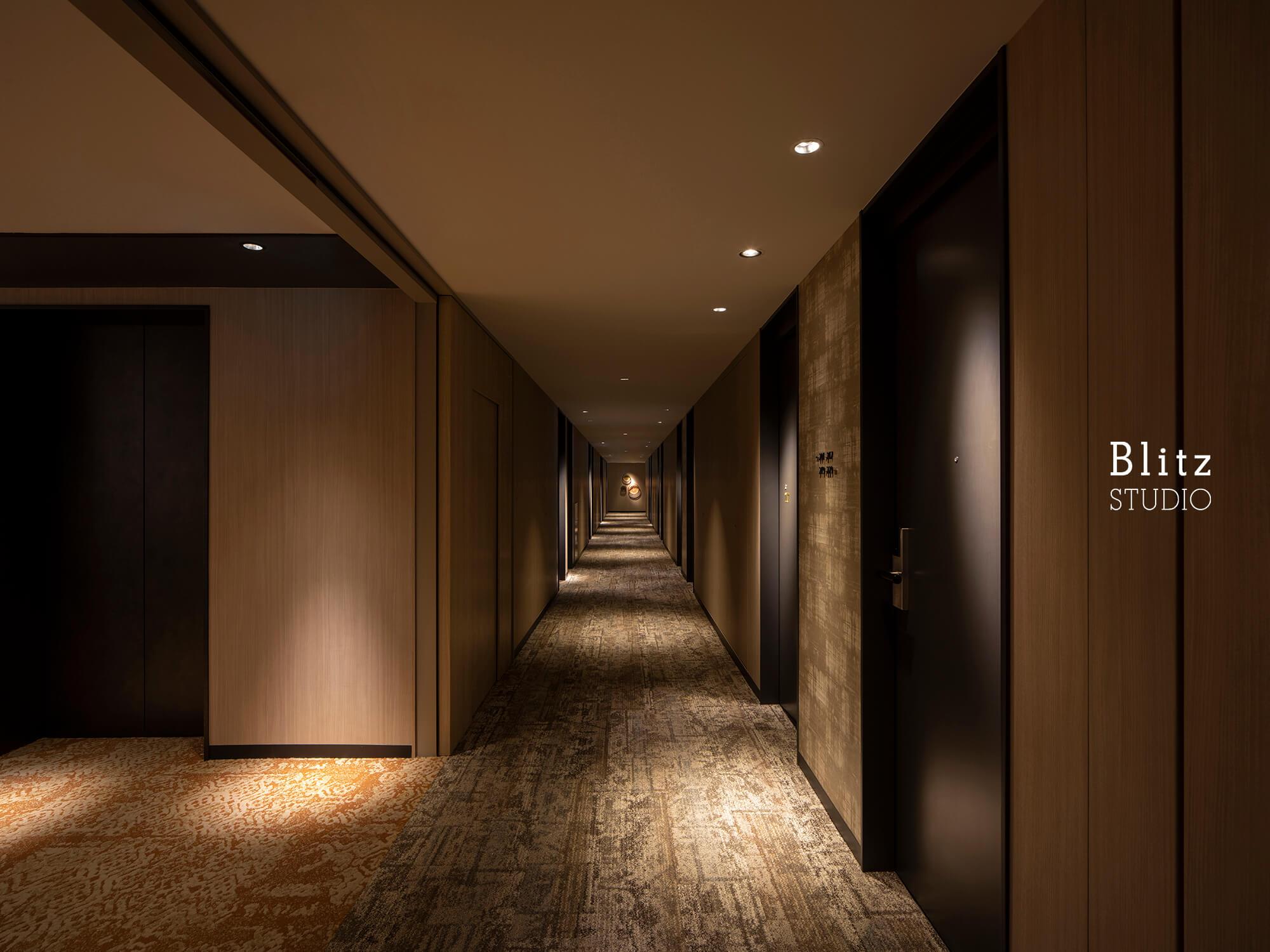 『三井ガーデンホテル福岡祇園』建築写真・竣工写真・インテリア写真9