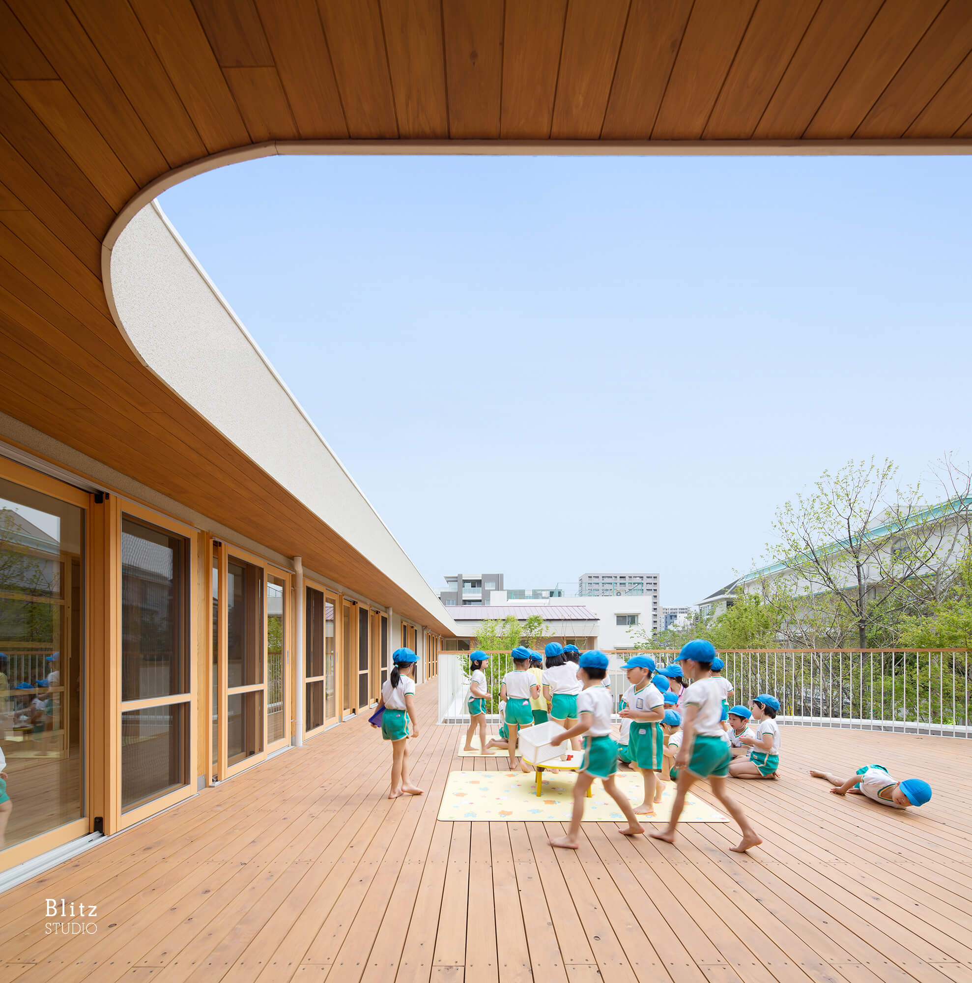 『社会福祉法人 浄水会 平尾保育園』建築写真・竣工写真・インテリア写真23