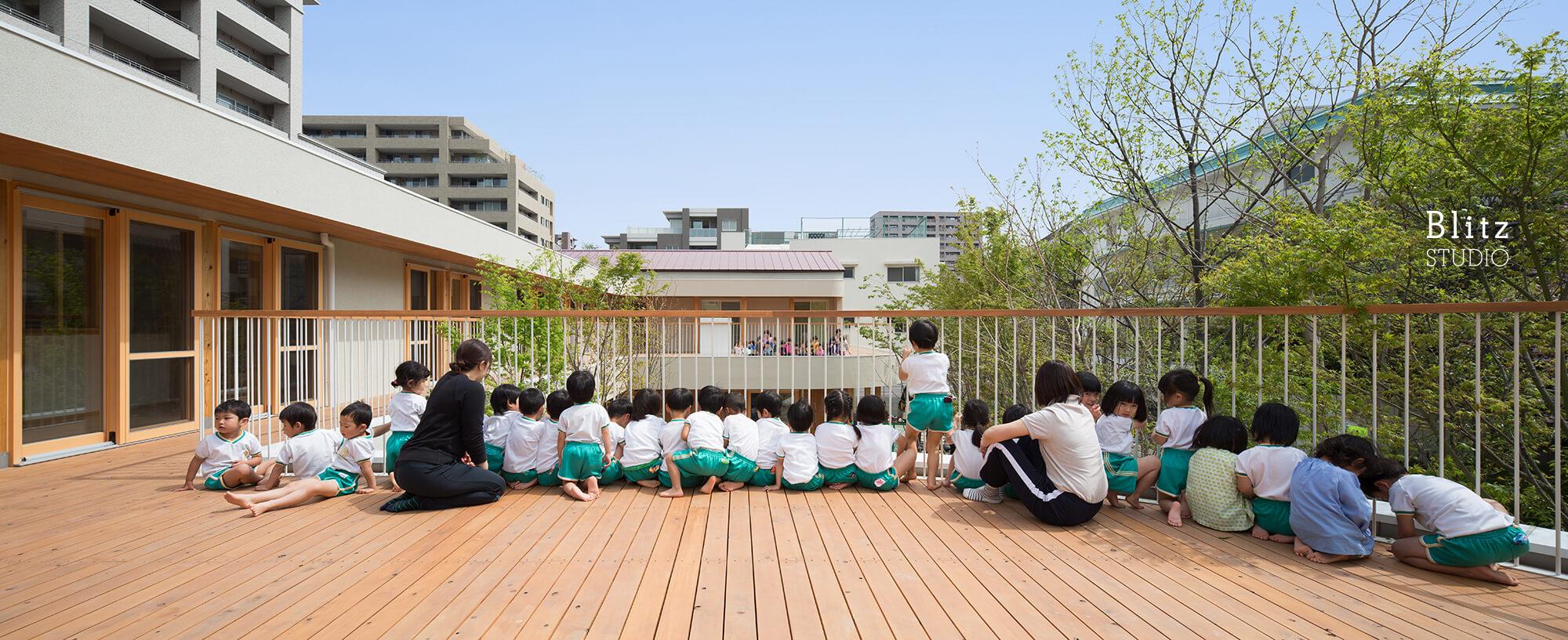 『社会福祉法人 浄水会 平尾保育園』建築写真・竣工写真・インテリア写真24