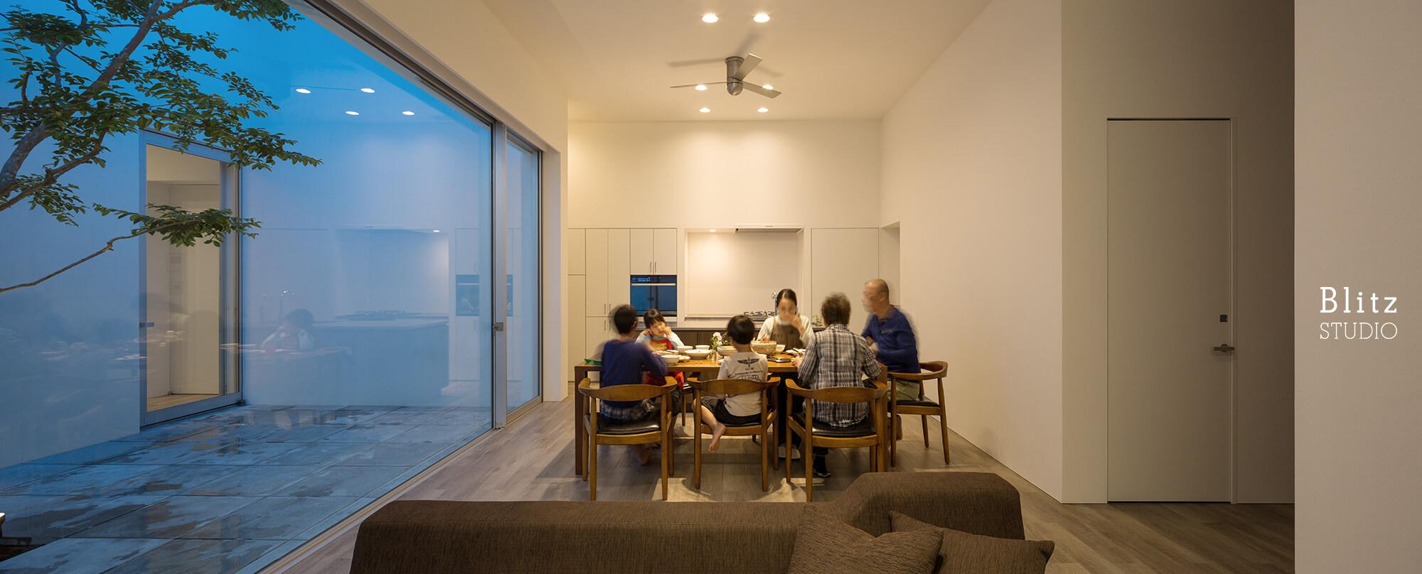 『平松の家』建築写真・竣工写真・インテリア写真14