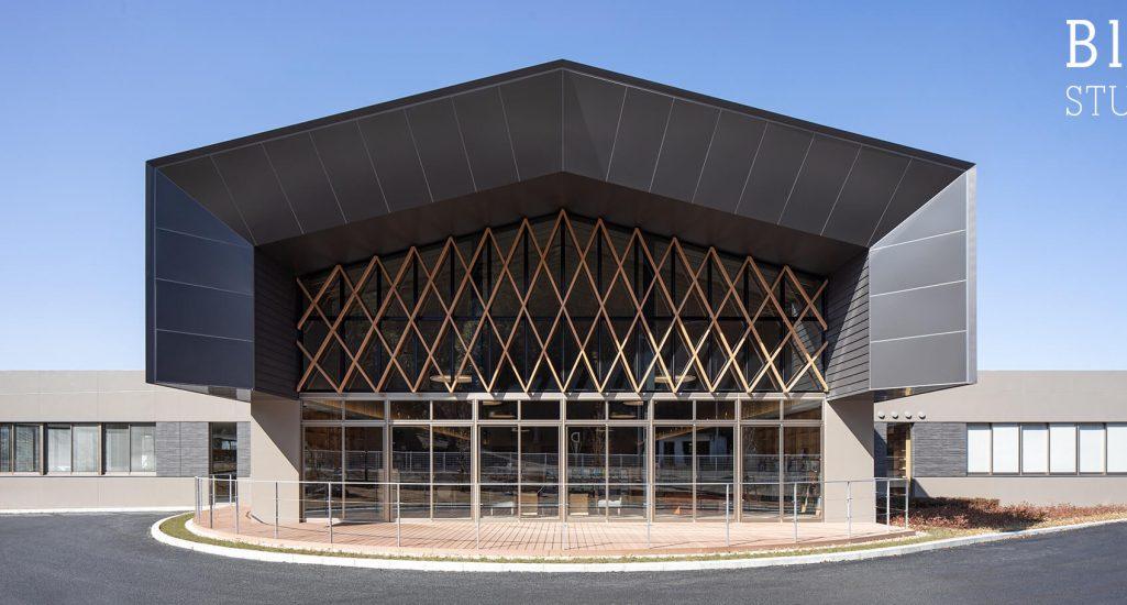 『豊後大野市立図書館』-大分県豊後大野市-建築写真・竣工写真・インテリア写真