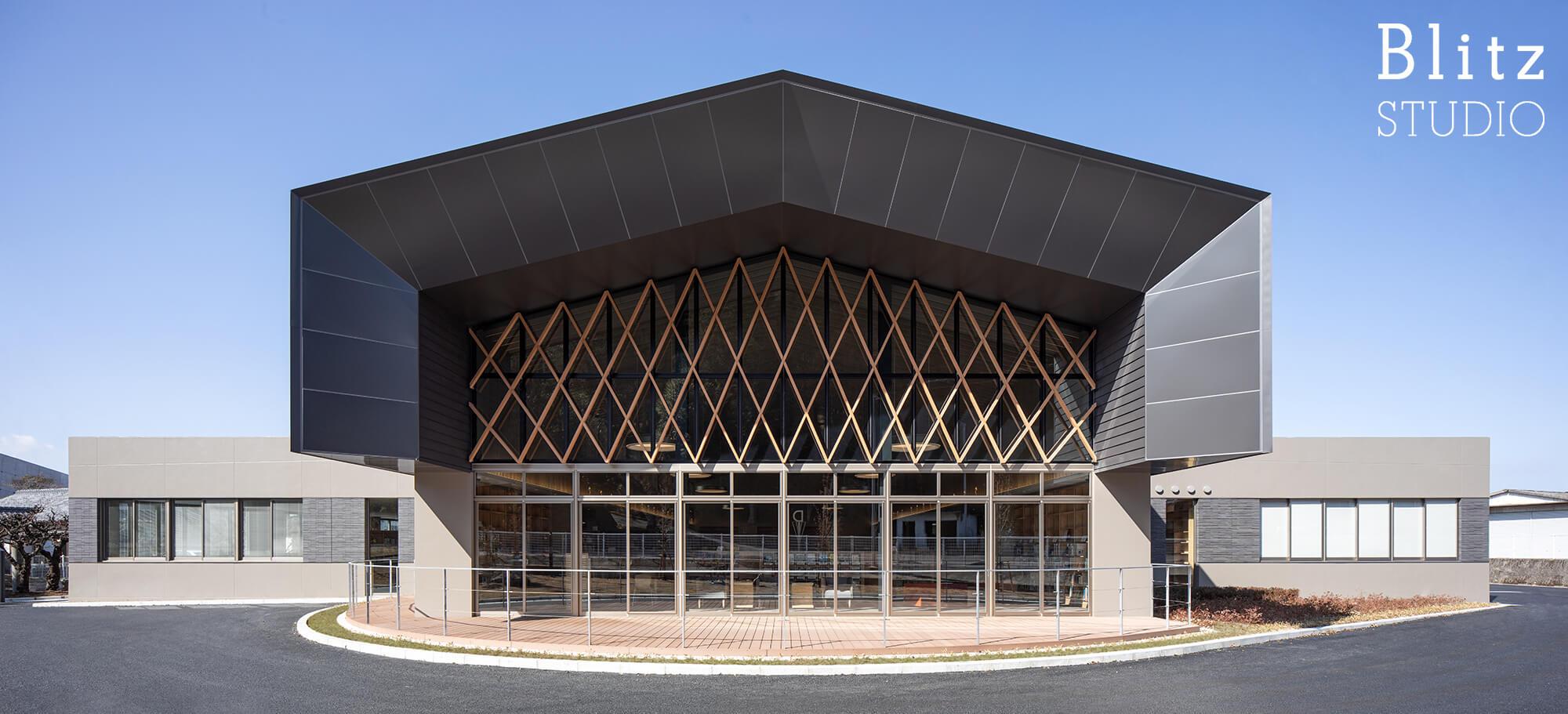 『豊後大野市立図書館』-大分県豊後大野市-建築写真・竣工写真・インテリア写真3