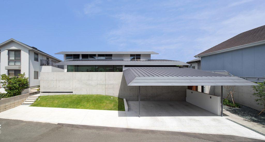 『SA House』-熊本県熊本市-建築写真・竣工写真・インテリア写真