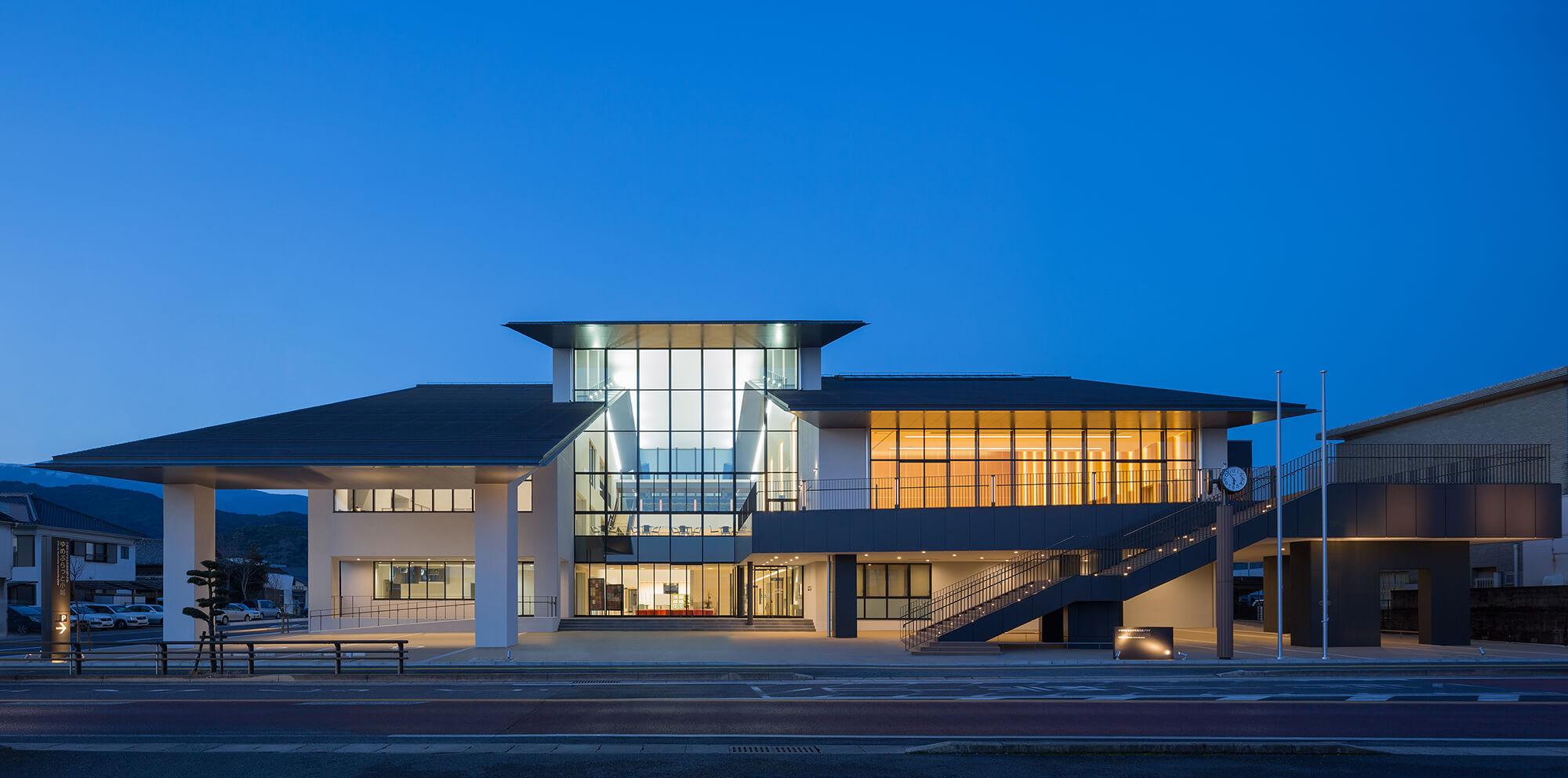 『小城まちなか市民交流センター』-佐賀県小城市-建築写真・竣工写真・インテリア写真2
