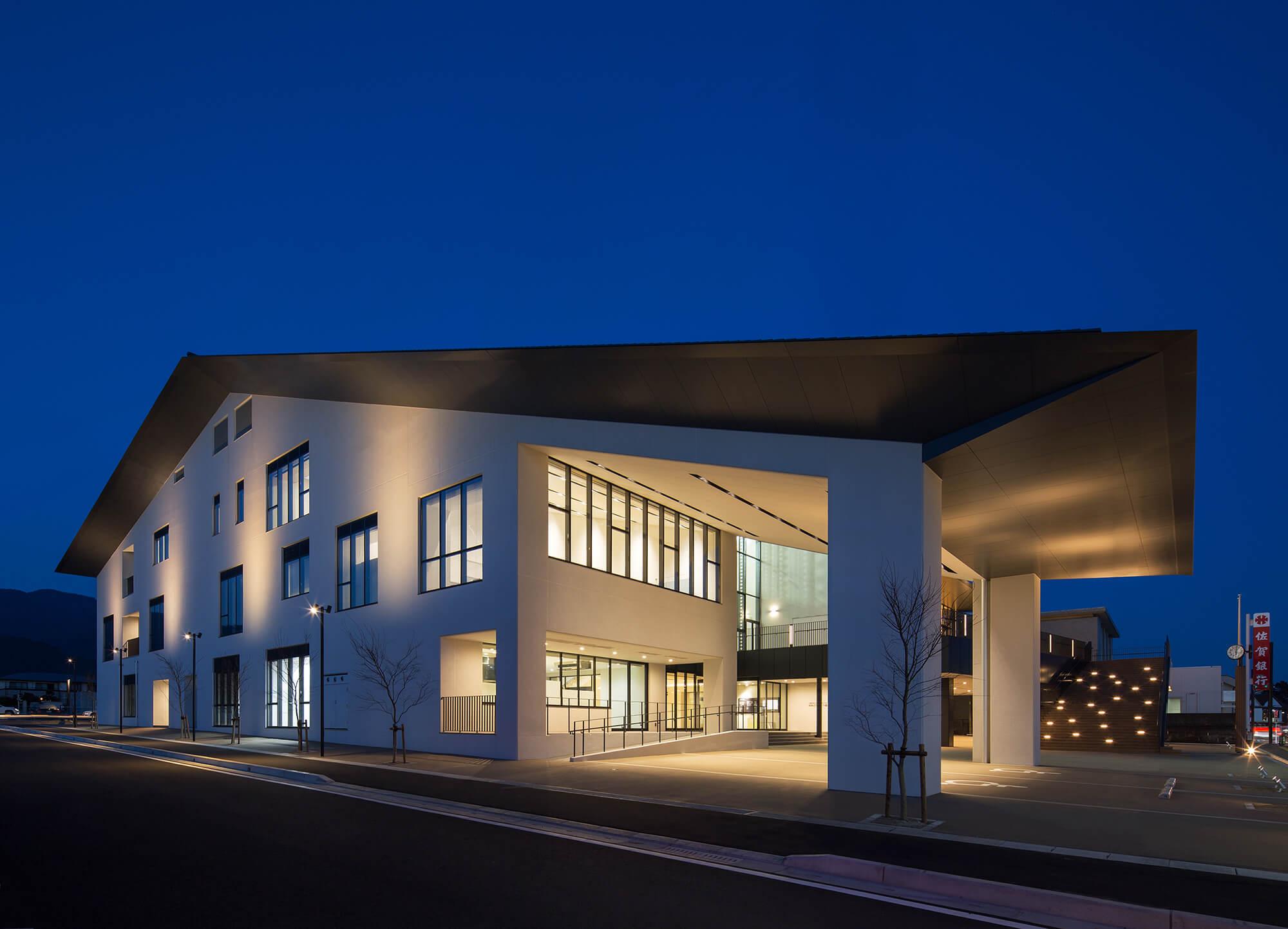 『小城まちなか市民交流センター』-佐賀県小城市-建築写真・竣工写真・インテリア写真1