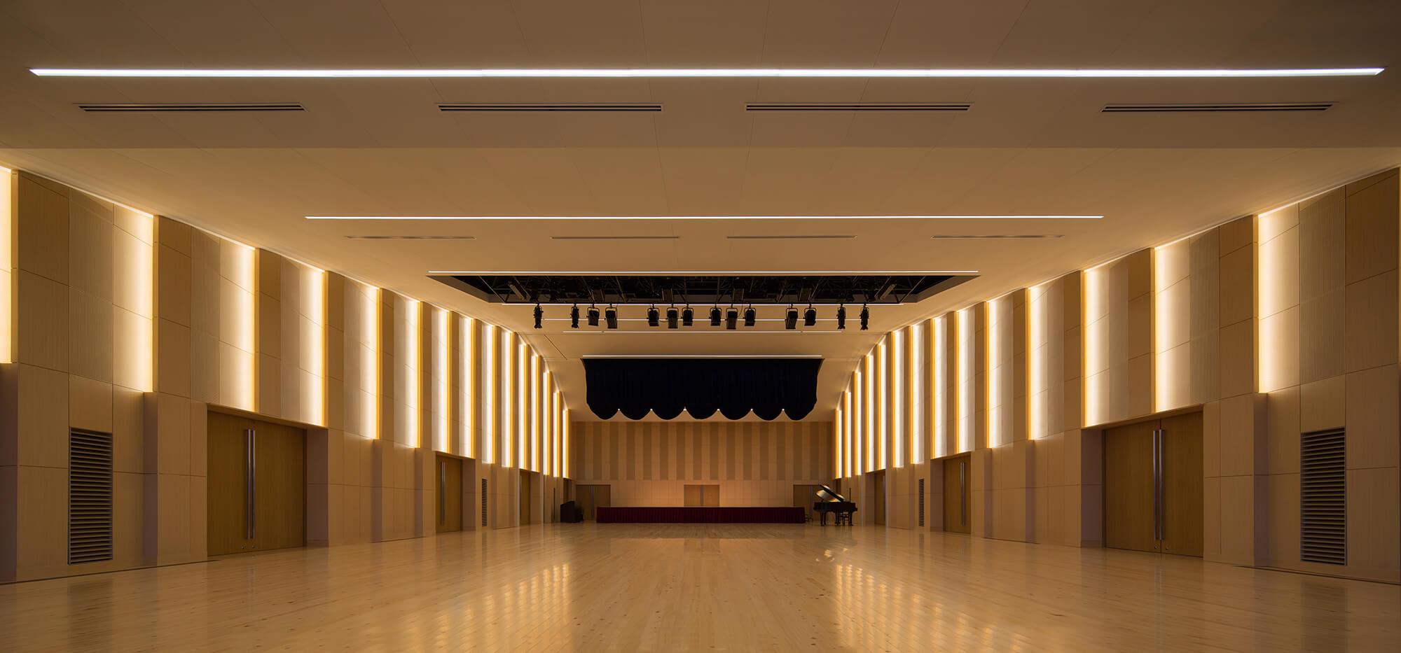 『小城まちなか市民交流センター』建築写真・竣工写真・インテリア写真7