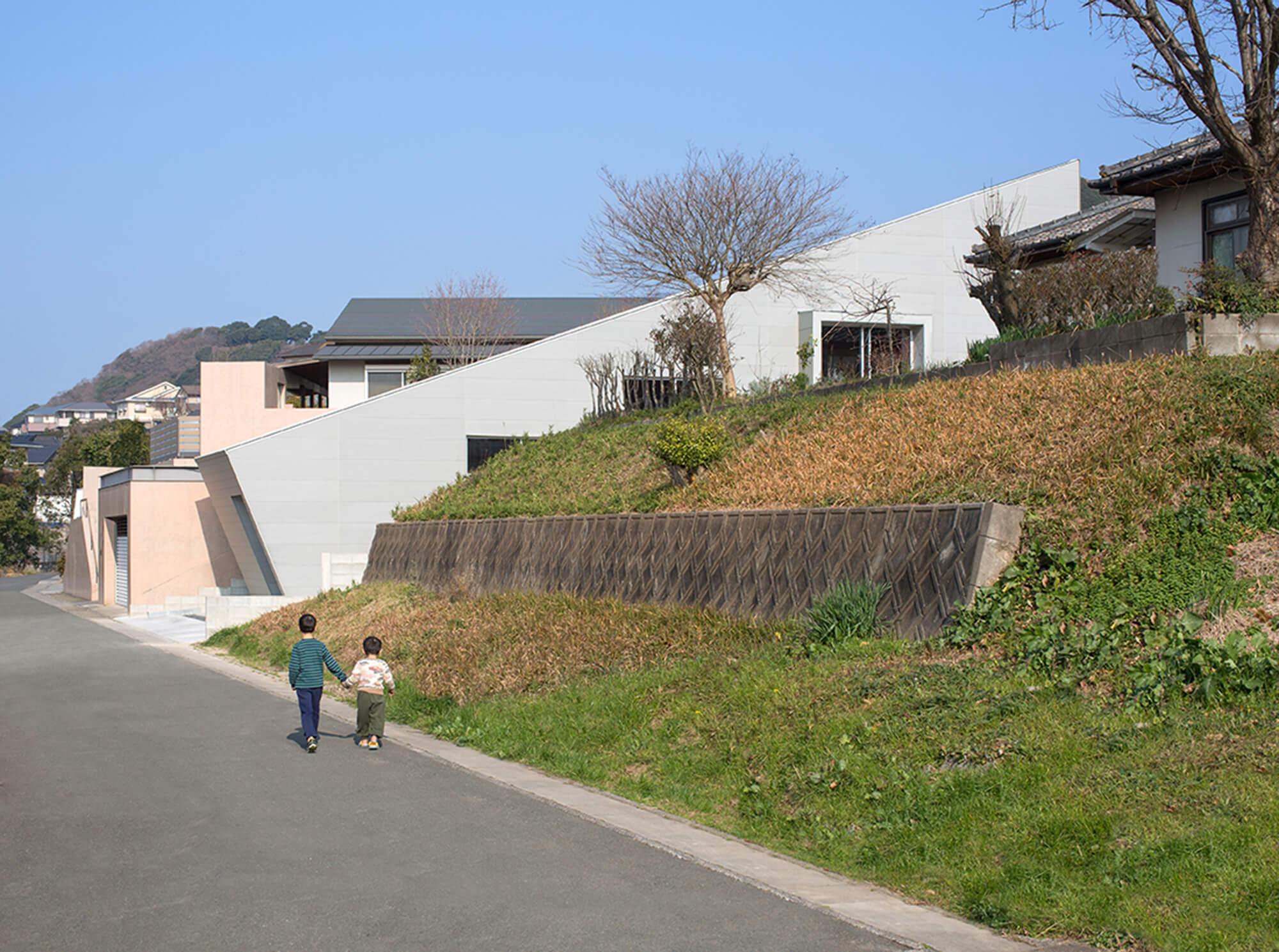 『5層のワンルーム住居』-福岡県宗像市-建築写真・竣工写真・インテリア写真1
