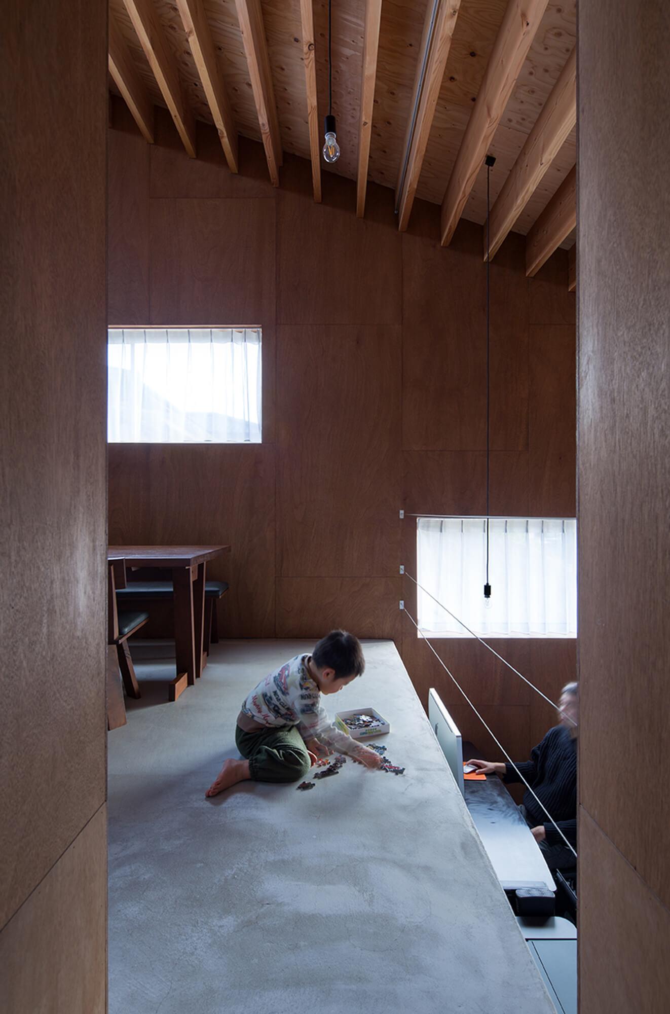 『5層のワンルーム住居』建築写真・竣工写真・インテリア写真14