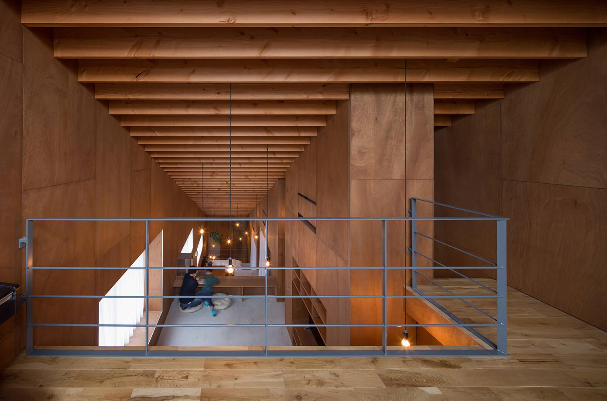 『5層のワンルーム住居』建築写真・竣工写真・インテリア写真15