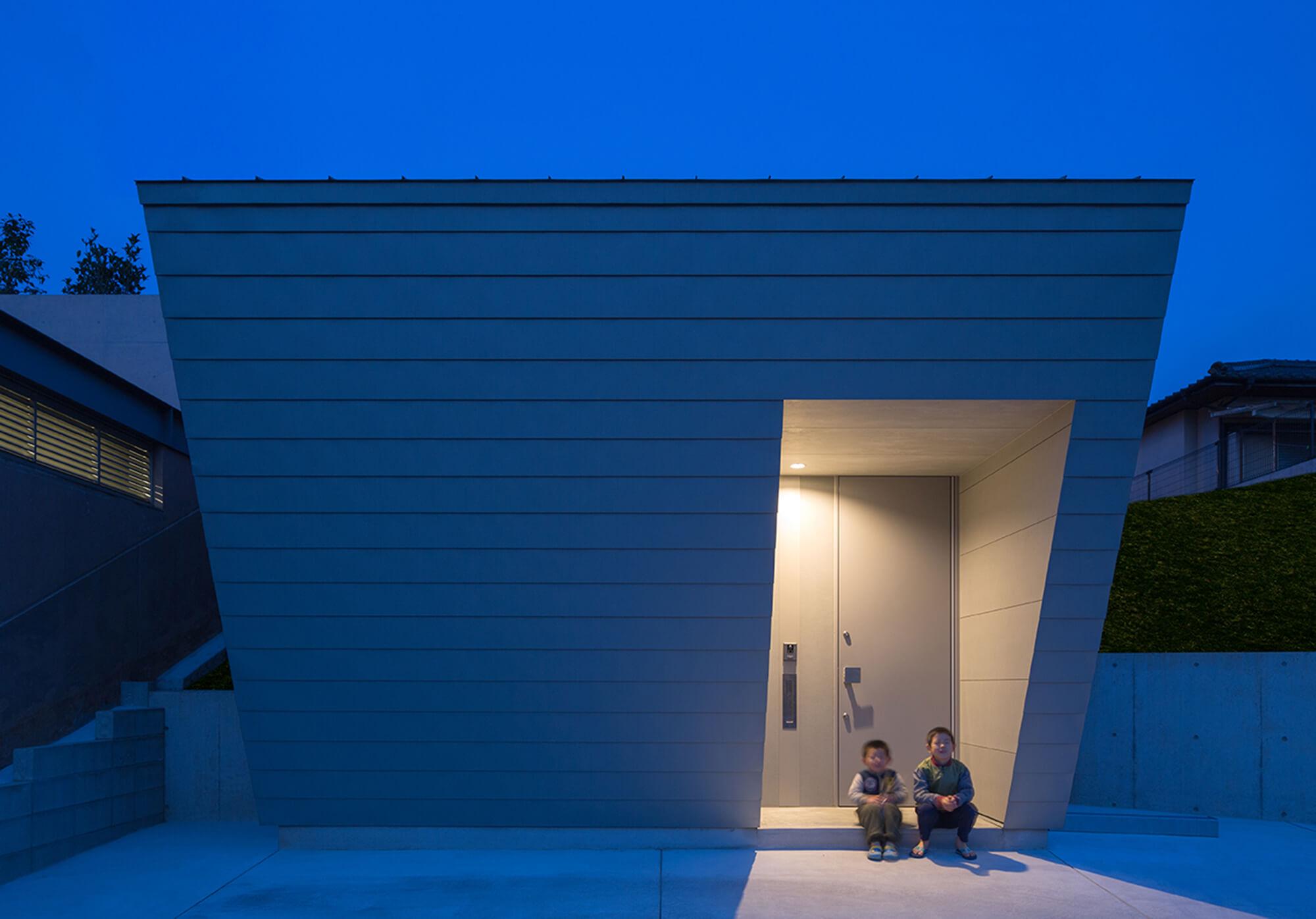 『5層のワンルーム住居』建築写真・竣工写真・インテリア写真16