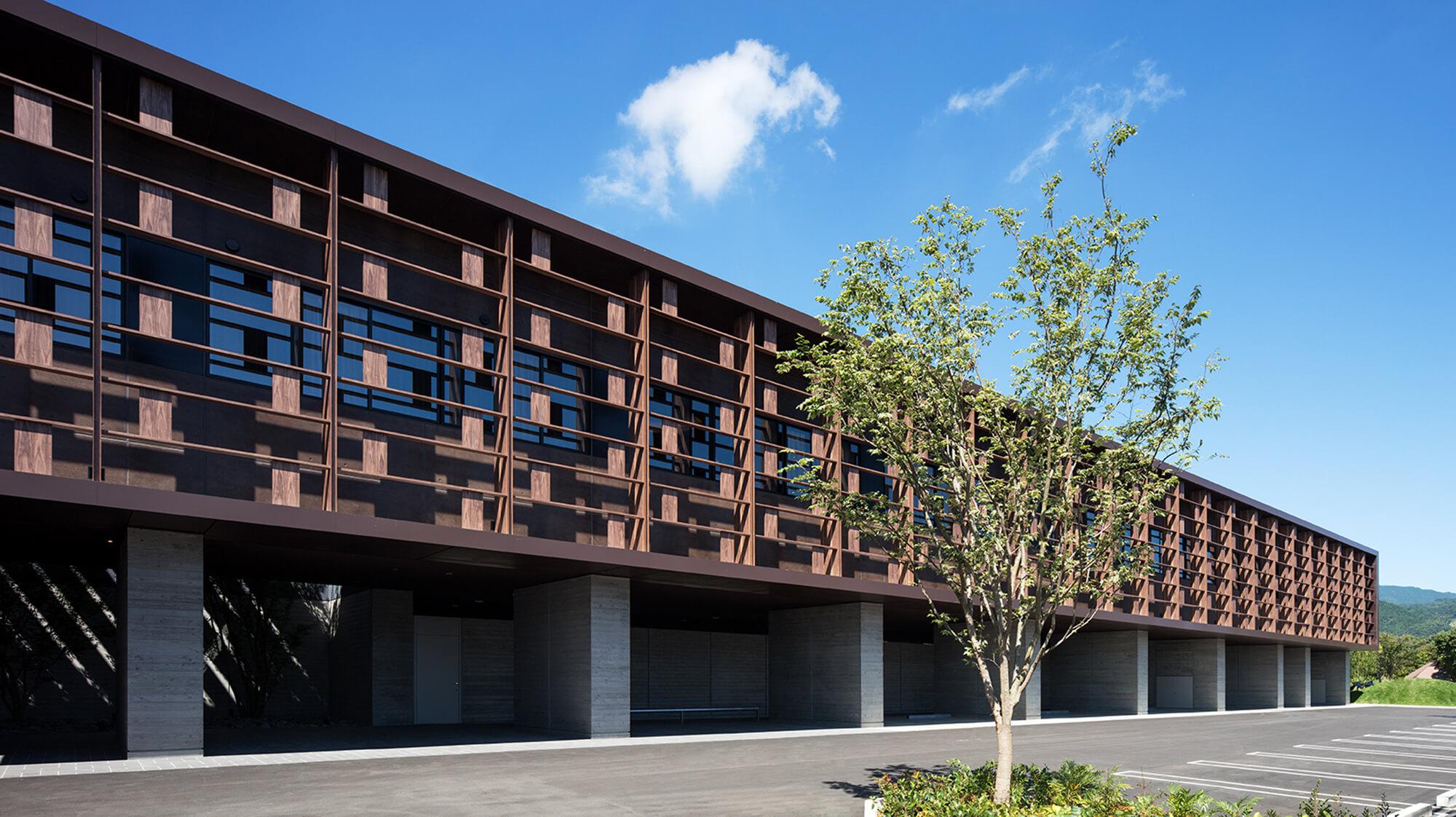 『いぬお病院』-佐賀県鳥栖市-建築写真・竣工写真・インテリア写真2